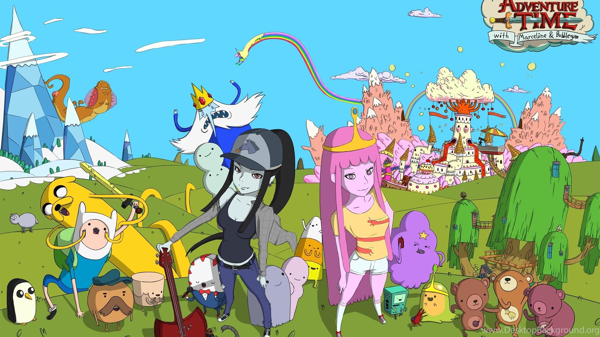 Download Wallpapers Download 3072x1920 Adventure Time Best