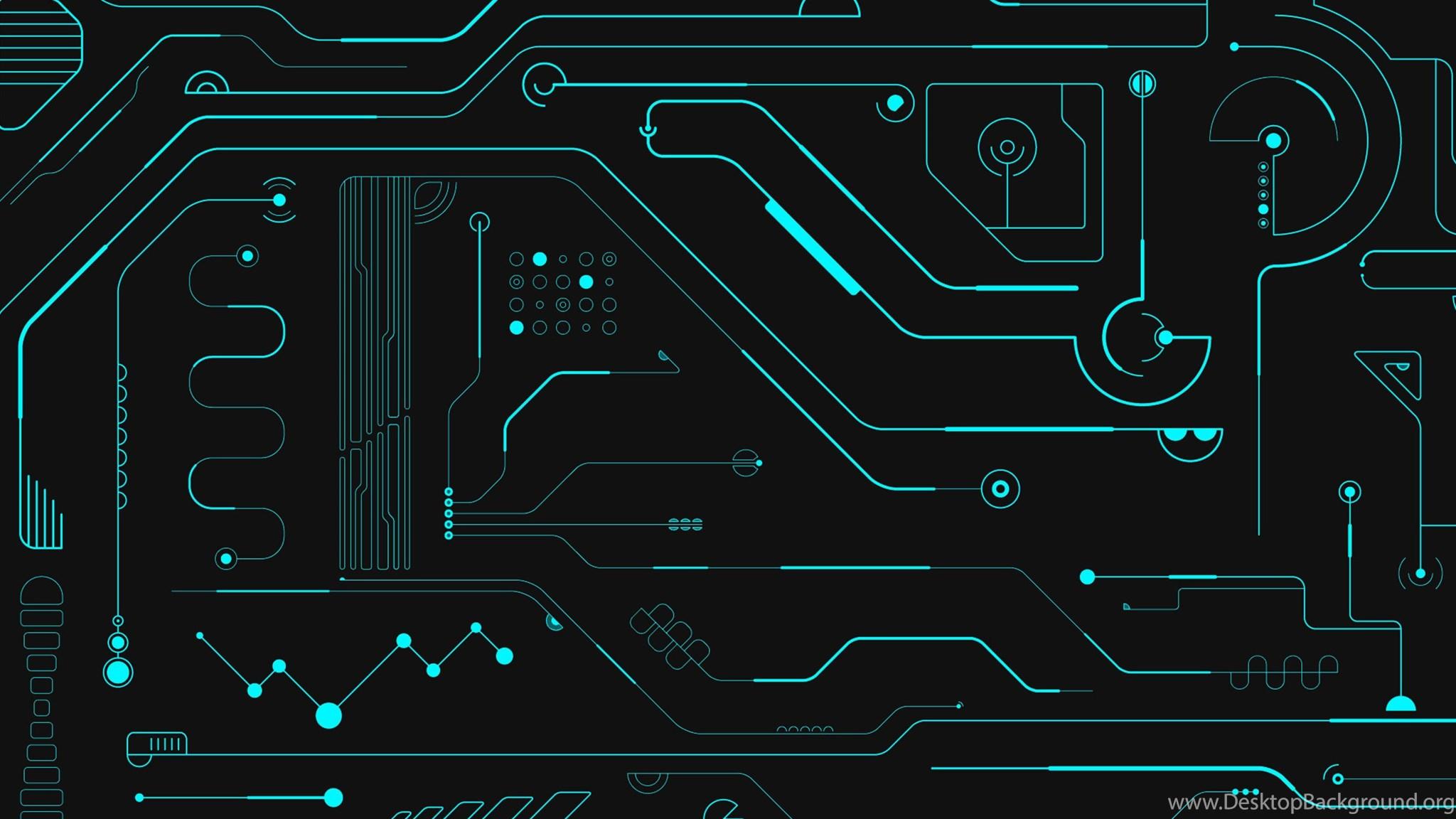 Wallpapers Electronic Circuit Board X 2560x1600 Desktop Background Electric Widescreen