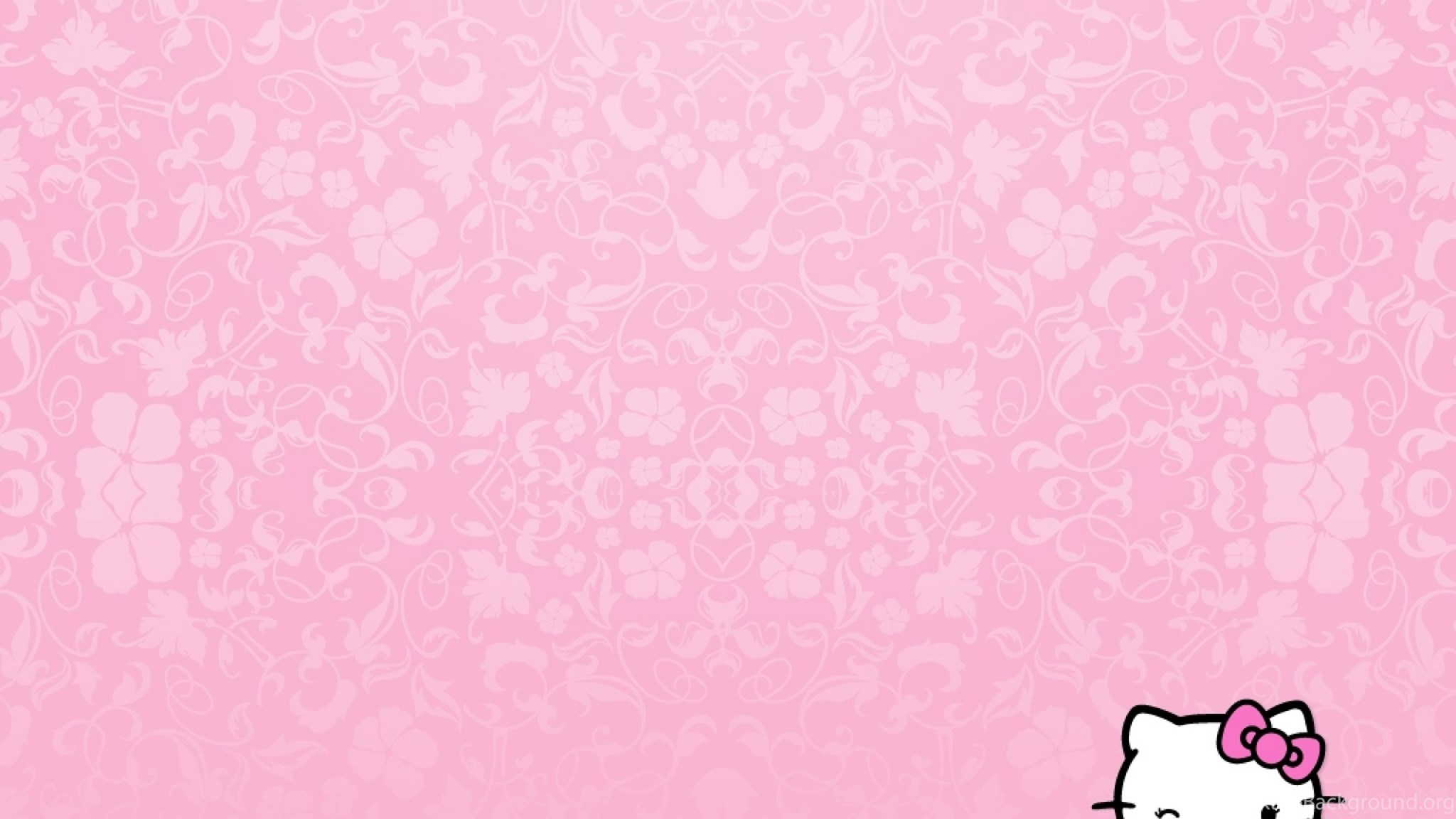Best Wallpaper Hello Kitty Home Screen - 1009705_pink-hello-kitty-backgrounds-wallpapers-zone_2560x1600_h  Perfect Image Reference_366320.jpg