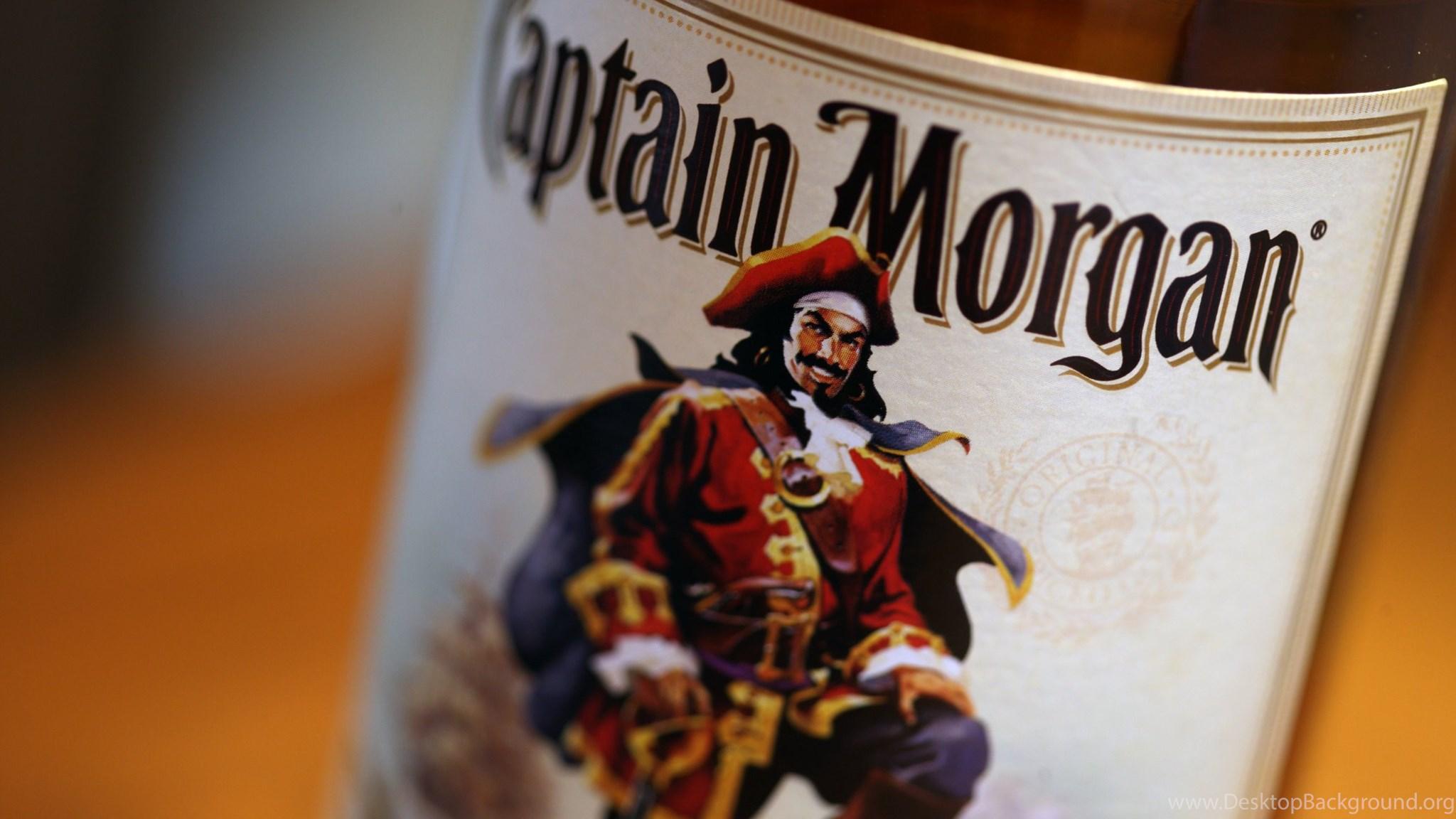 1600x1067px Captain Morgan Desktop Background