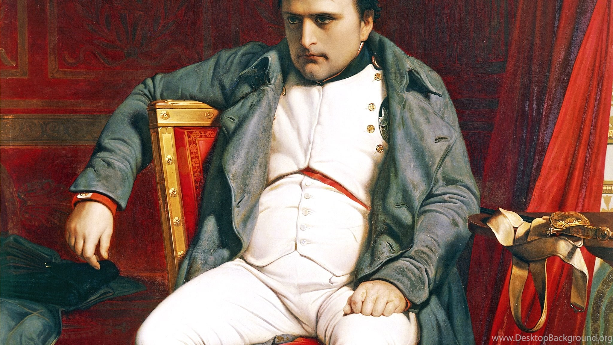 Succession Wasn't Joking About Napoleon's Penis