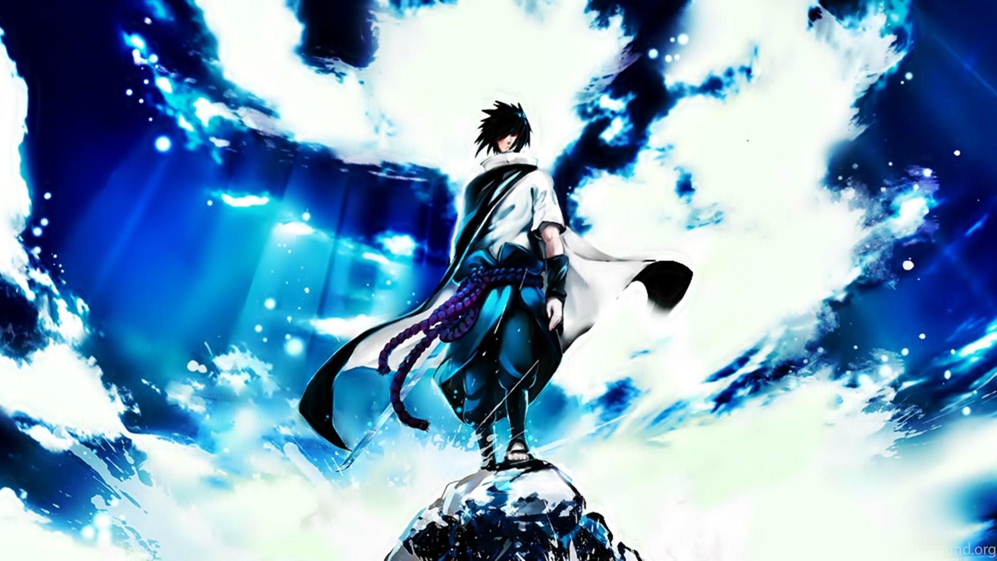 Sasuke Backgrounds Wallpapers Cave Desktop Background