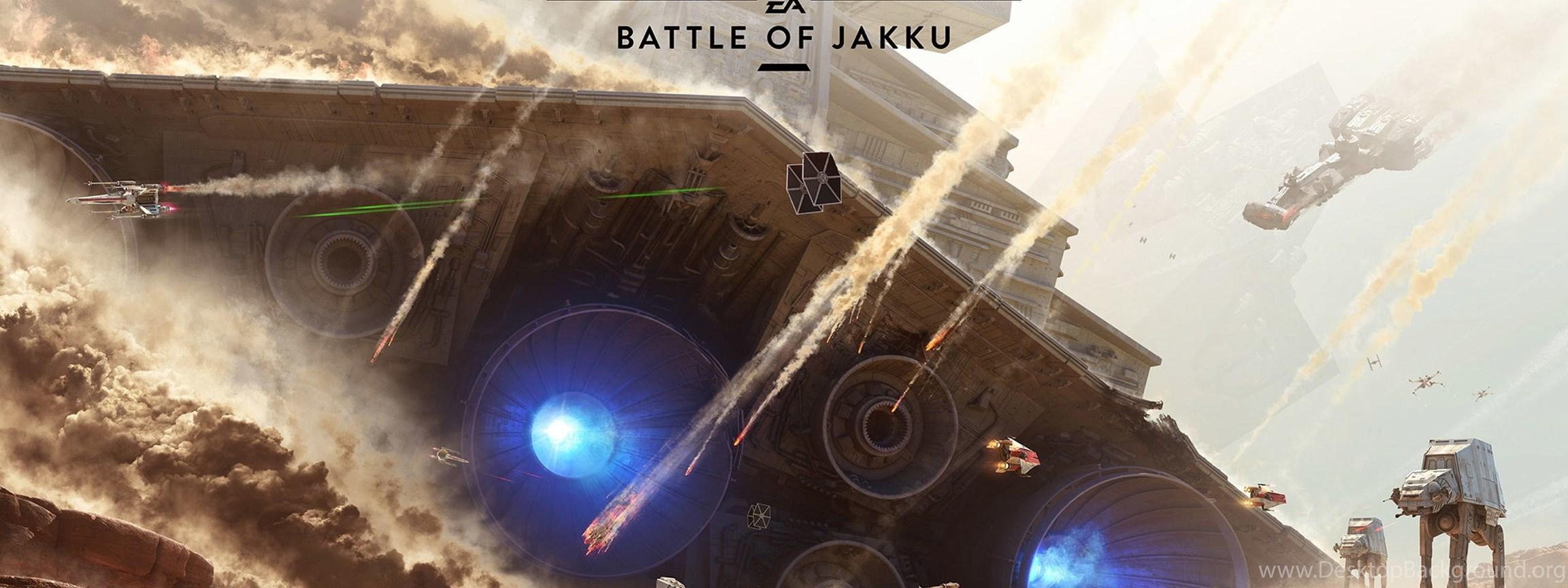 Download Wallpapers 3840x2160 Star Wars Battlefront Battle Of