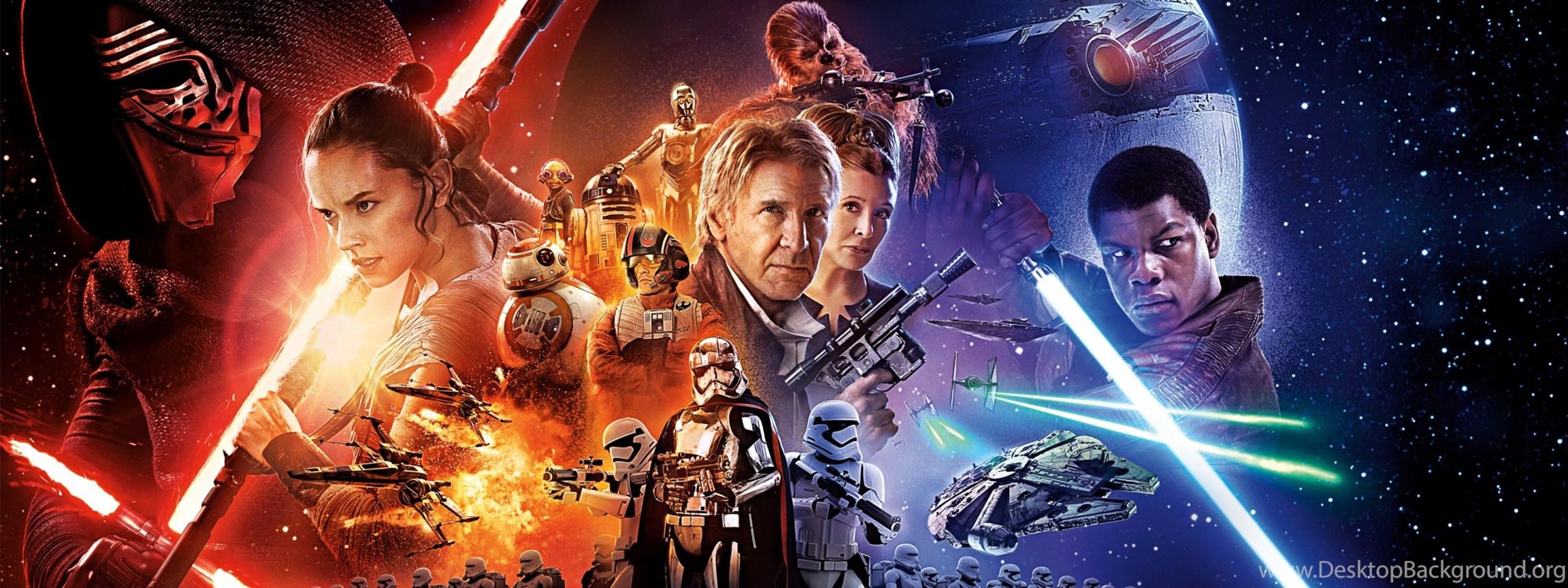 4k Ultra Hd Star Wars Wallpapers Hd Desktop Backgrounds 3840x2160 Desktop Background