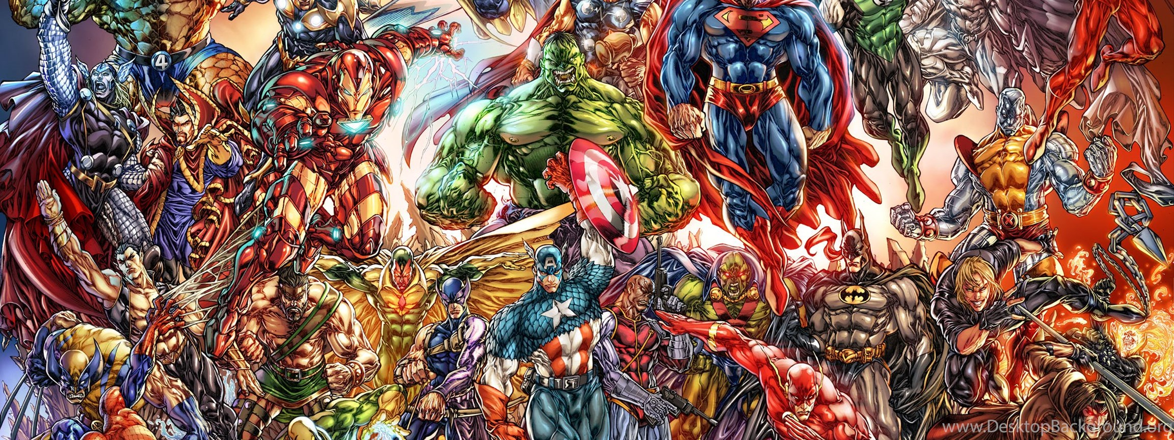 Marvel Wallpaper Characters HD Wallpapers Desktop Background