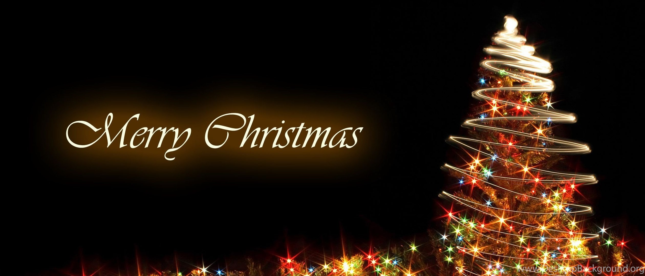 Merry Christmas Wallpaper Christmas Desktop Wallpapers Hd