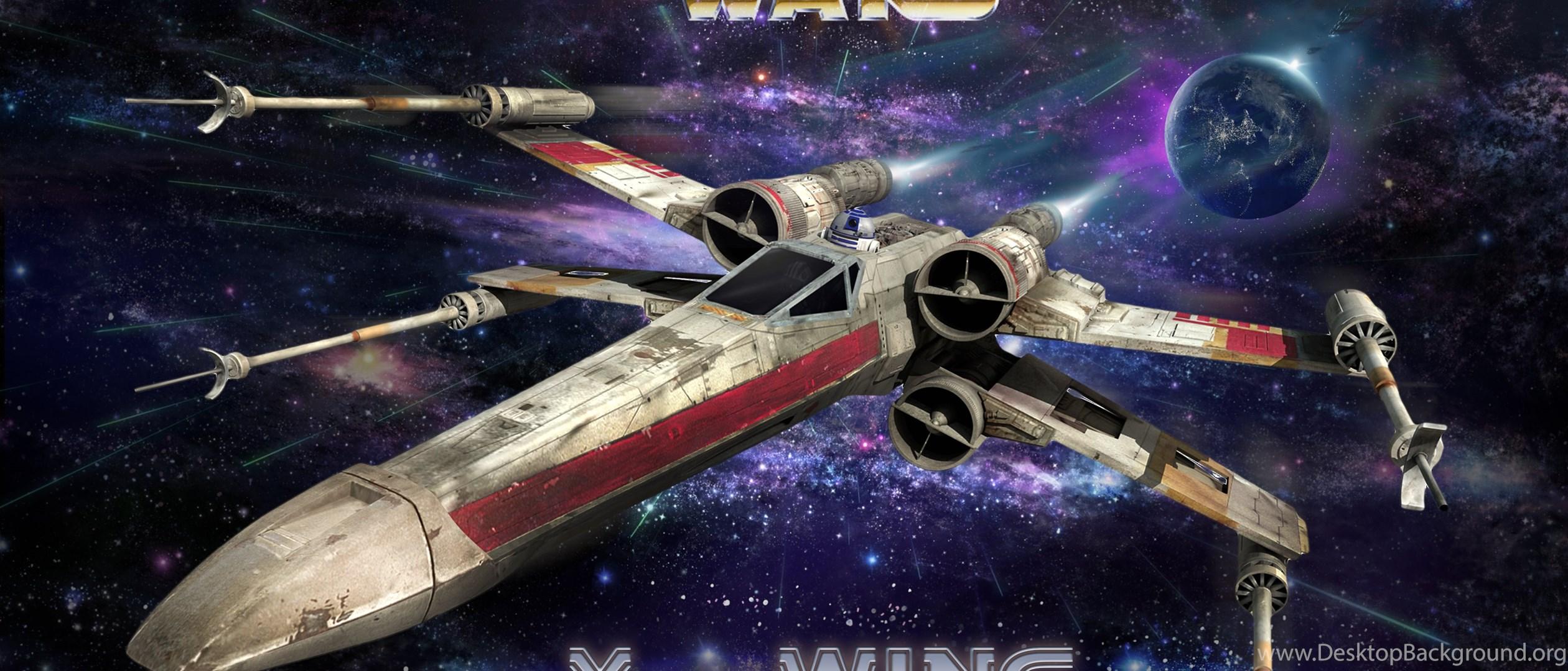 Star Wars X Wing 4k Wallpapers Desktop Background