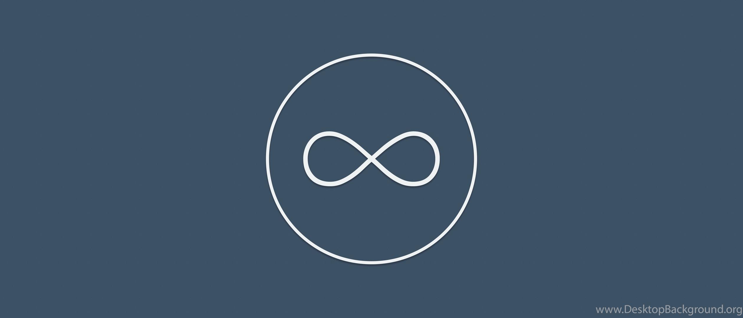 знак бесконечность sign infinity  № 2317283  скачать