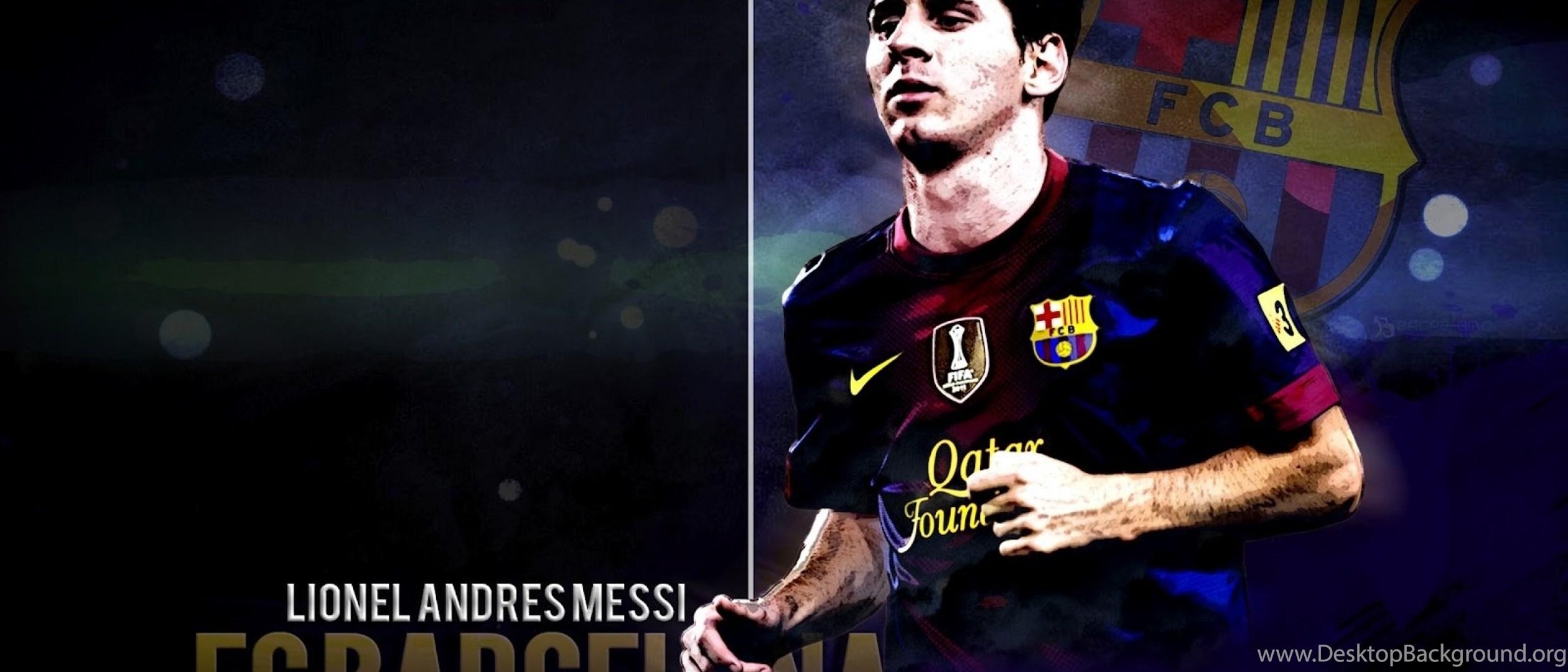 Fonds D Ecran Lionel Messi Tous Les Wallpapers Lionel Messi Desktop Background