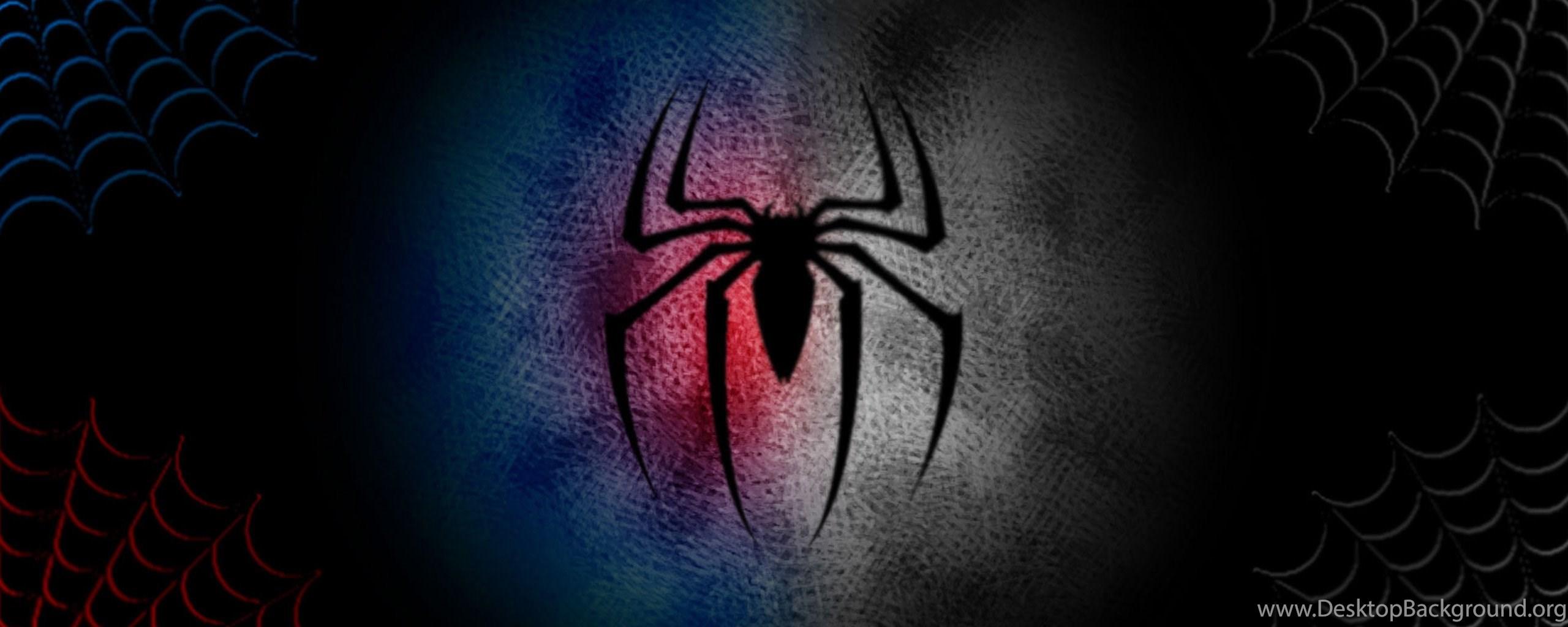 Spiderman Logo Wallpaper Hd Desktop Wallpapers Desktop Background