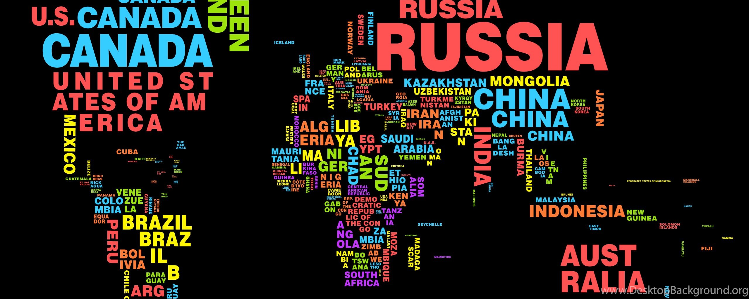 World map typography country best 2560x1440 hd wallpapers and widescreen gumiabroncs Image collections