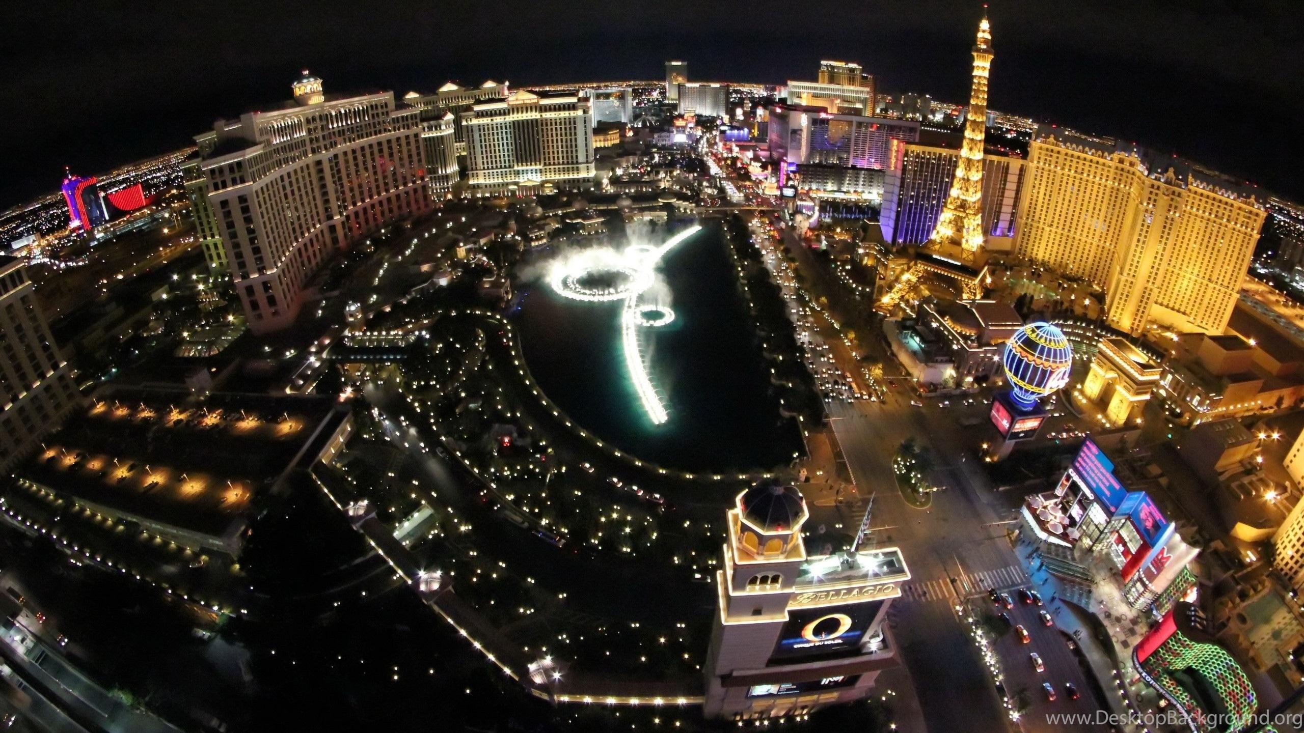 Las Vegas Night Hd Wallpaper Get It Now Desktop Background