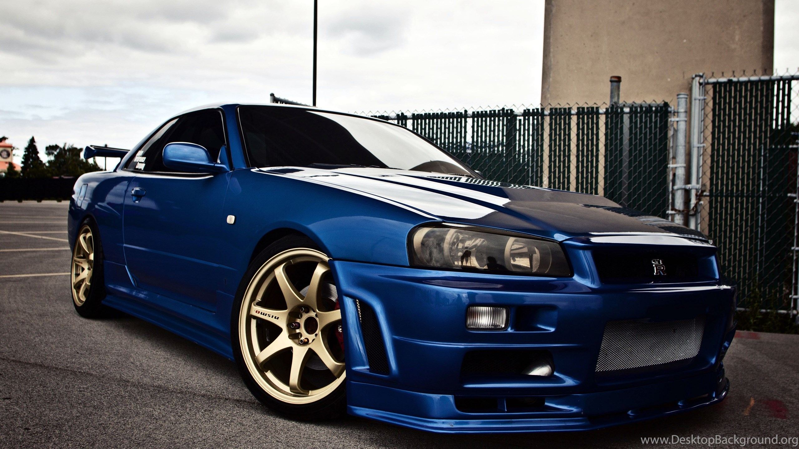 64 Nissan Skyline Hd Wallpapers Desktop Background