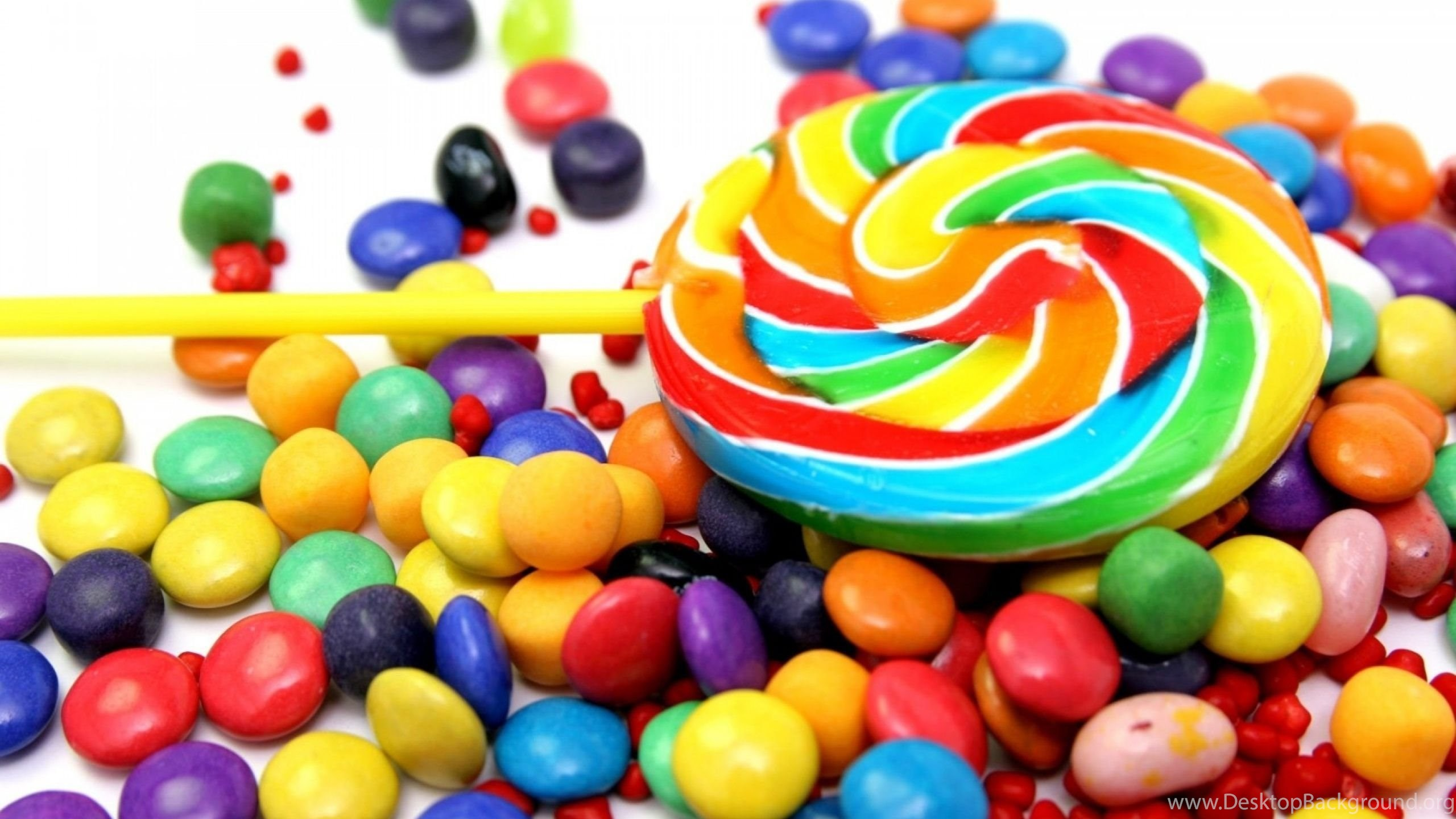 Colorful Food Wallpaper Free Download: Colorful Candies Wallpapers HD Download Of Food Candy
