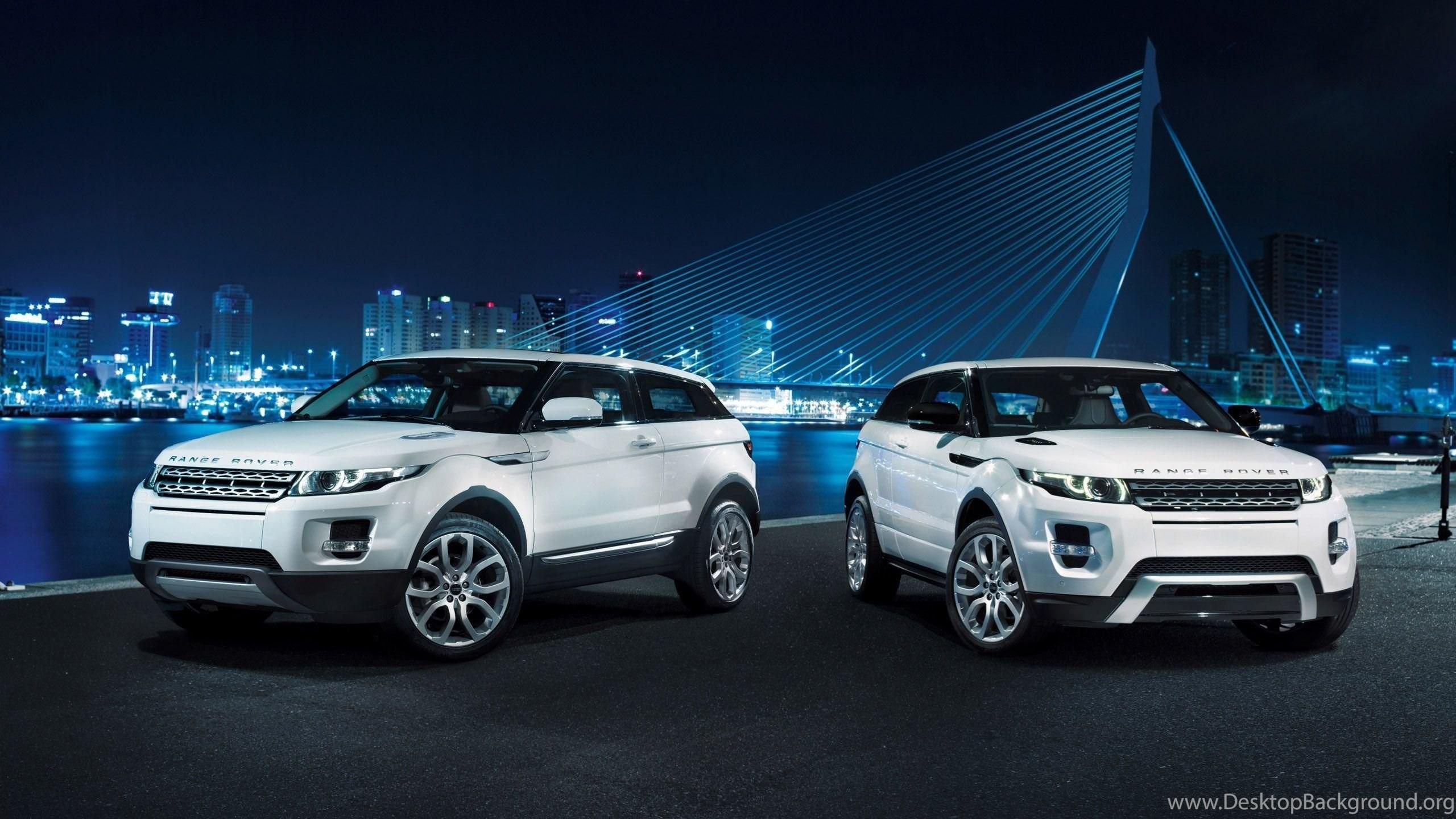 Range Rover Evoque Hd Wallpapers Desktop Background