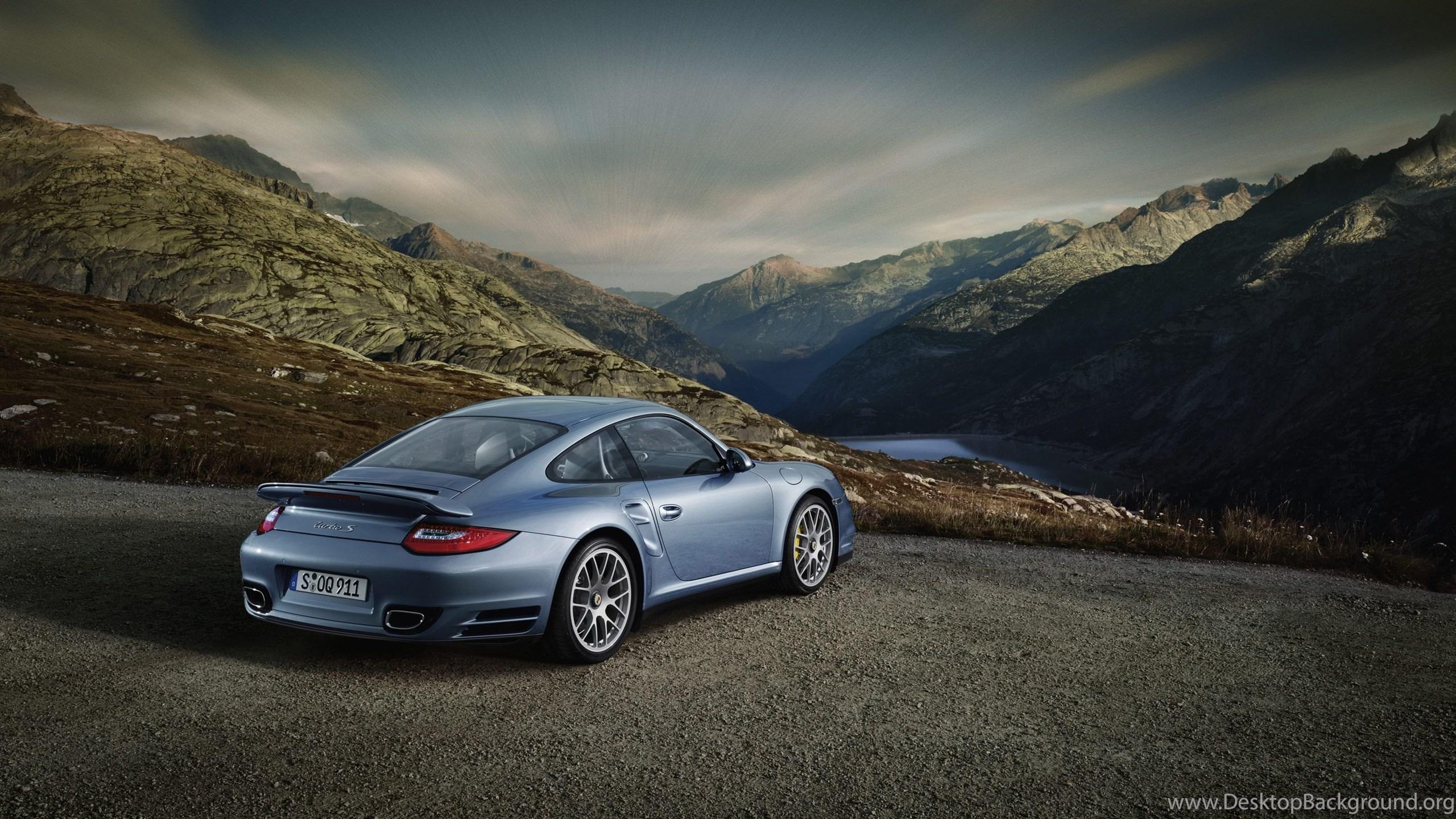 Porsche Carrera S >> Porsche 911 Turbo S Sports Car Wallpapers HD 59102 Full HD ...