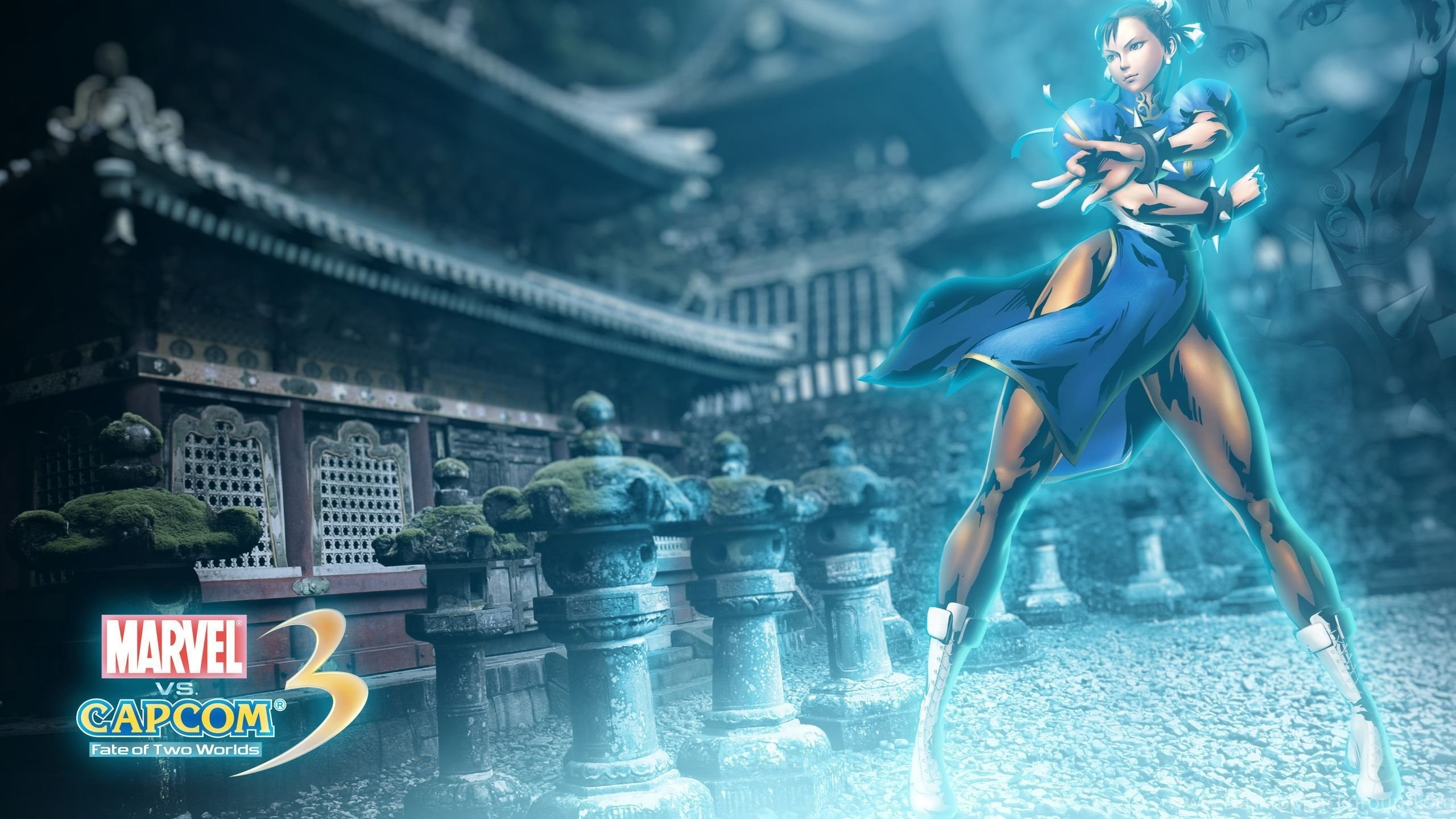 Chun Li The Street Fighter Wallpapers Game Wallpapers Desktop