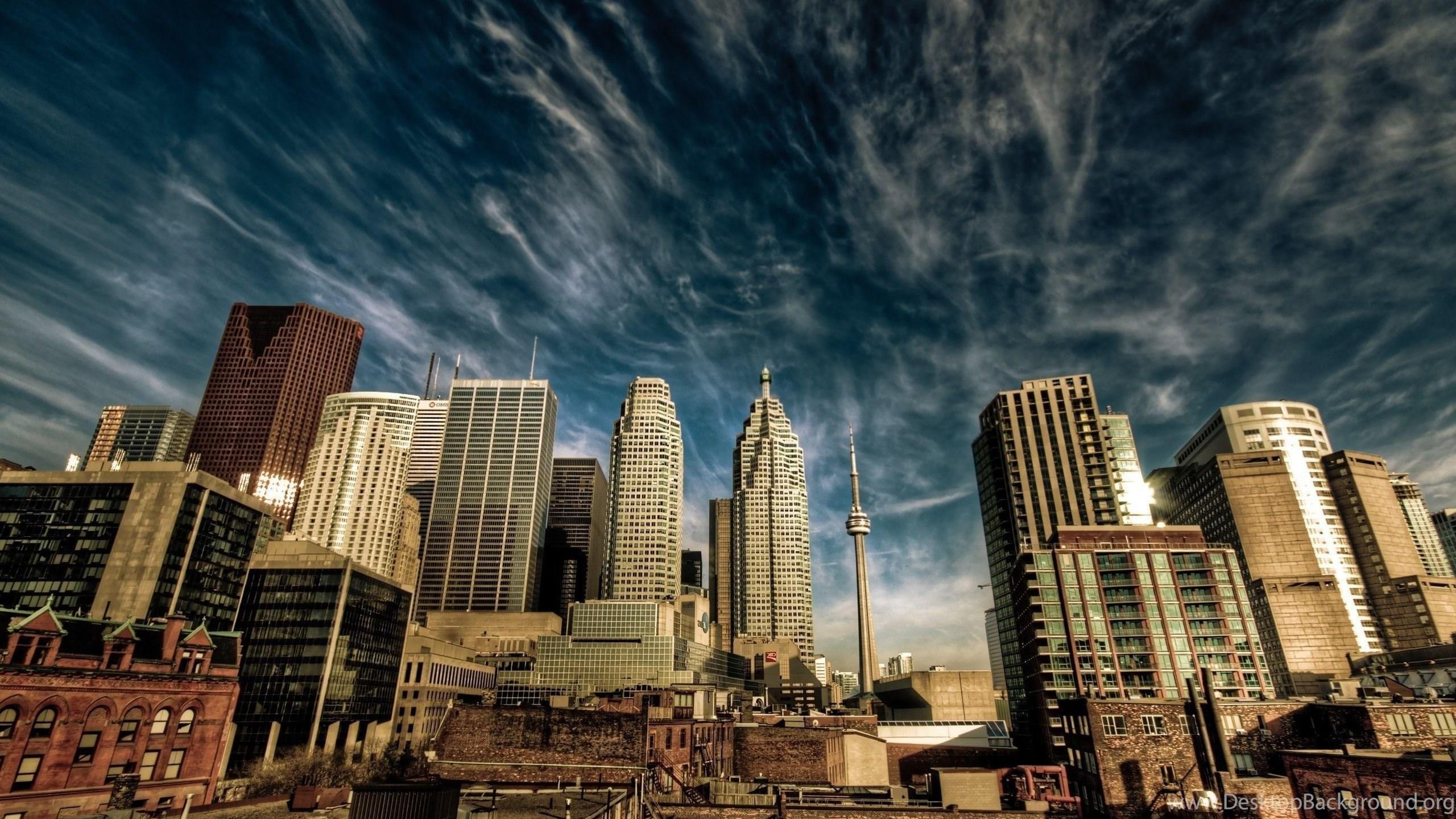 Toronto Wallpapers Desktop Background