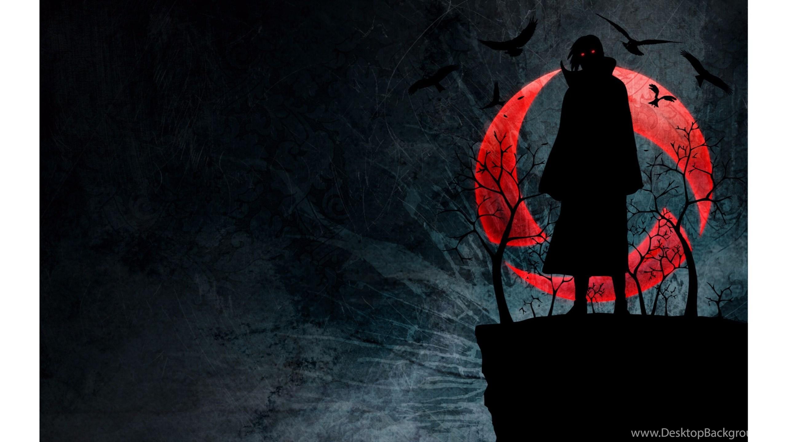 anime dark wallpapers 4k: Scary Night 4K Anime Wallpapers Desktop Background