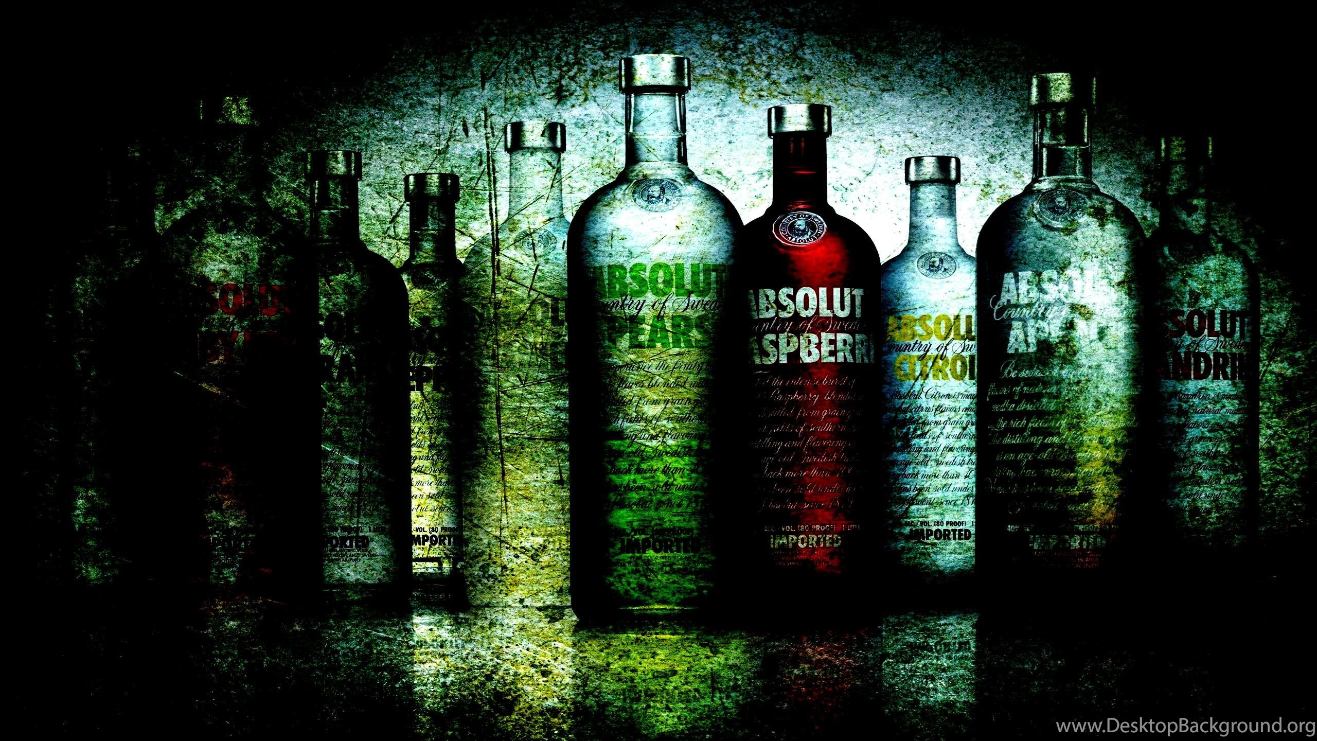 Vodka Absolut Alcohol Bottles Picture Hd Wallpapers