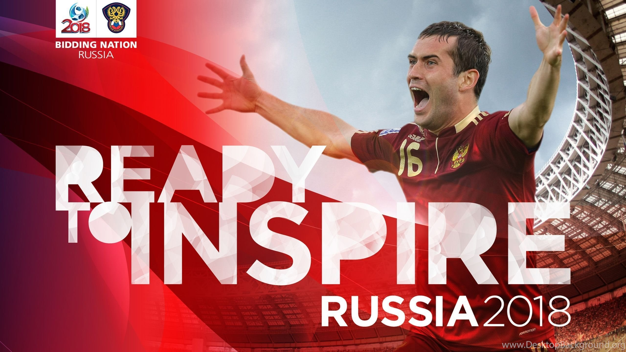 Kerzhakov Fifa World Cup 2018 Russia Wallpapers Desktop Background