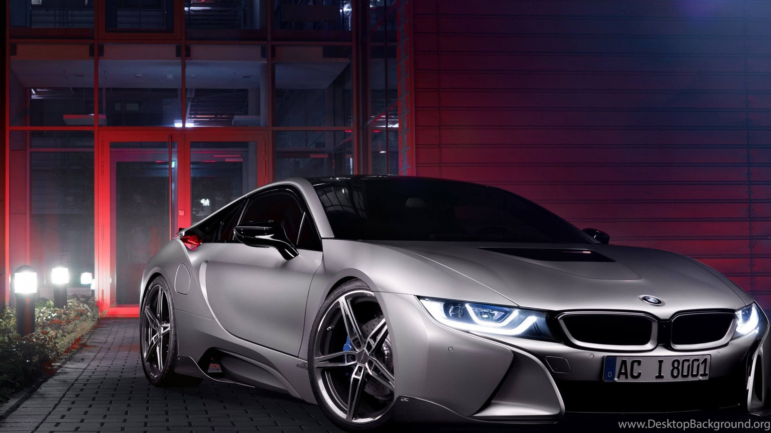 Download Bmw I8 Designed By Ac Schnitzer Hd Wallpapers For Iphone 6