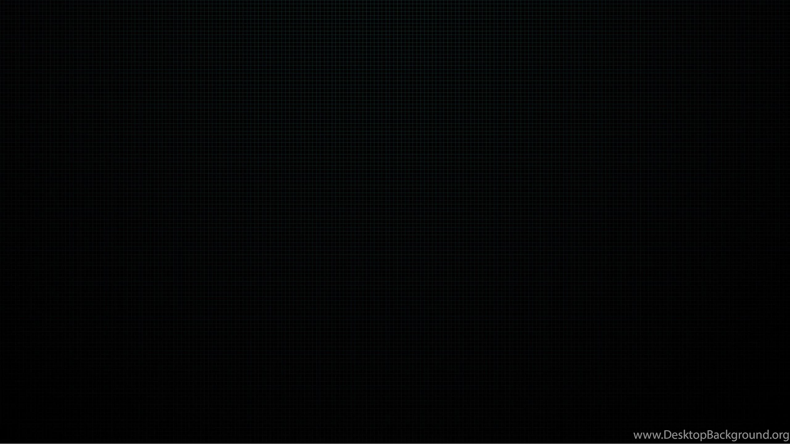 black desktop wallpaper