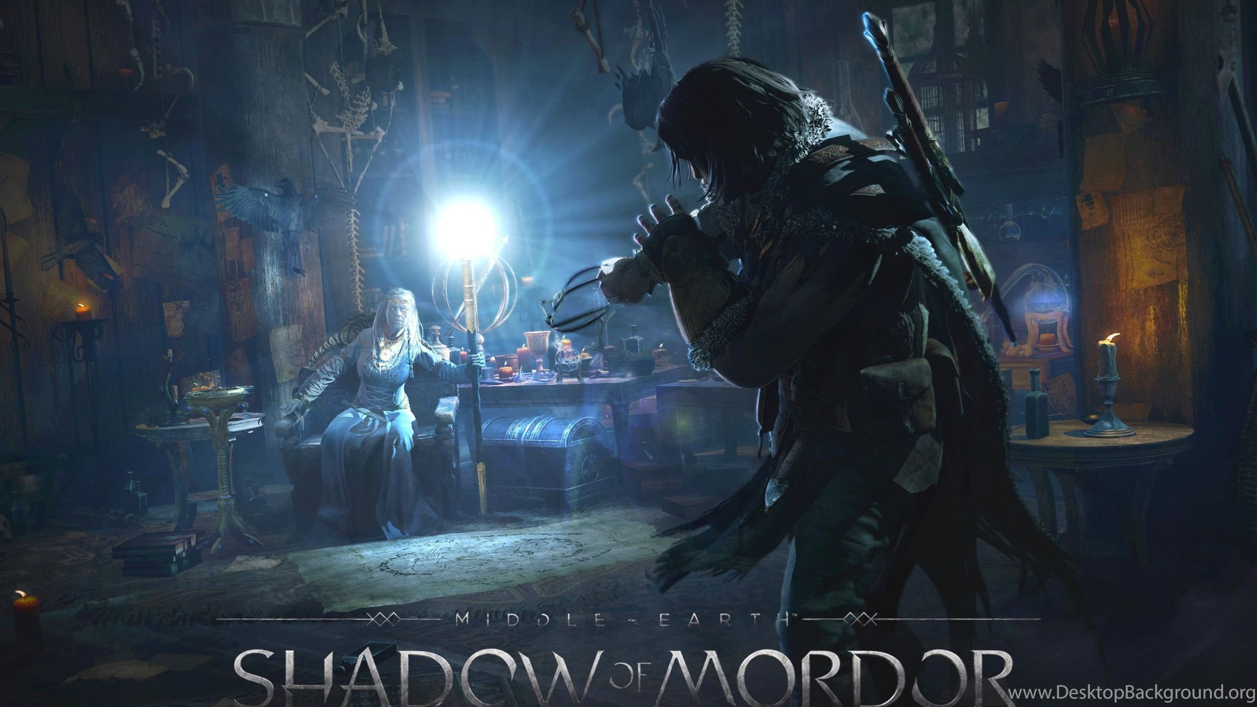 2560x1440 Middle Earth Shadows Of Mordor Game Middle Earth