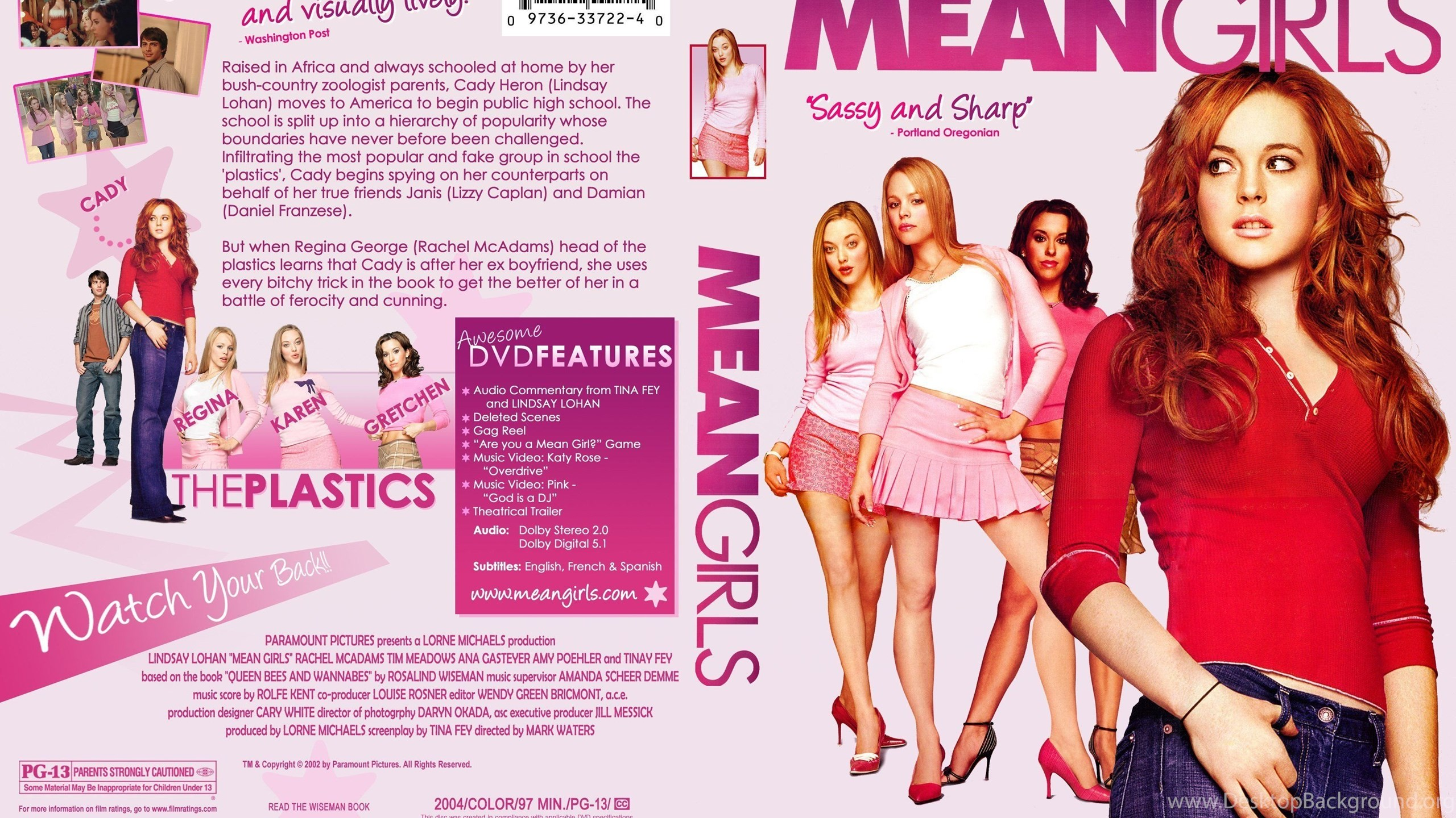 mean girls teen comedy mean girls wallpapers desktop background