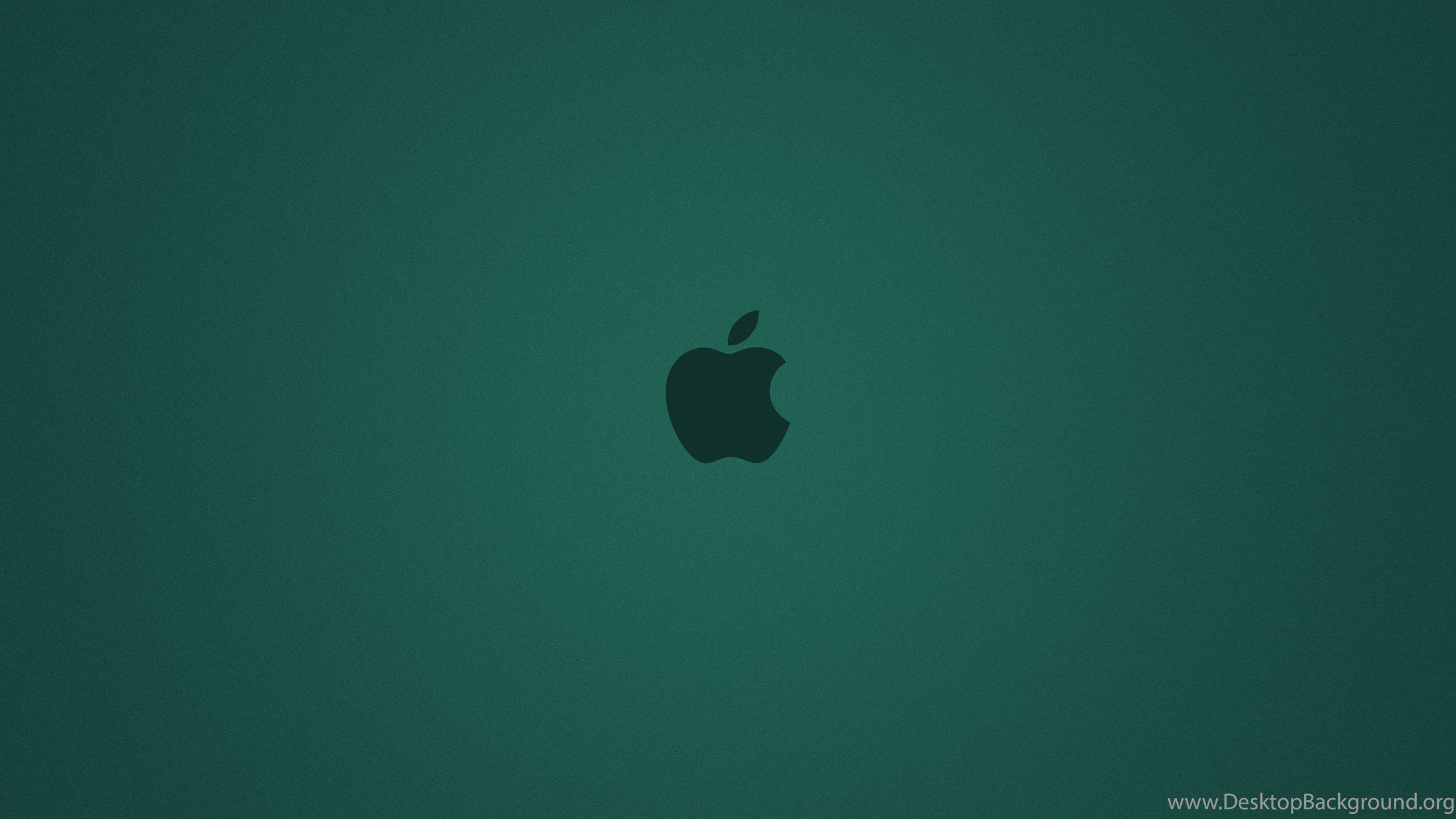 2560x1440 Cyan Apple Backgrounds Desktop PC And Mac