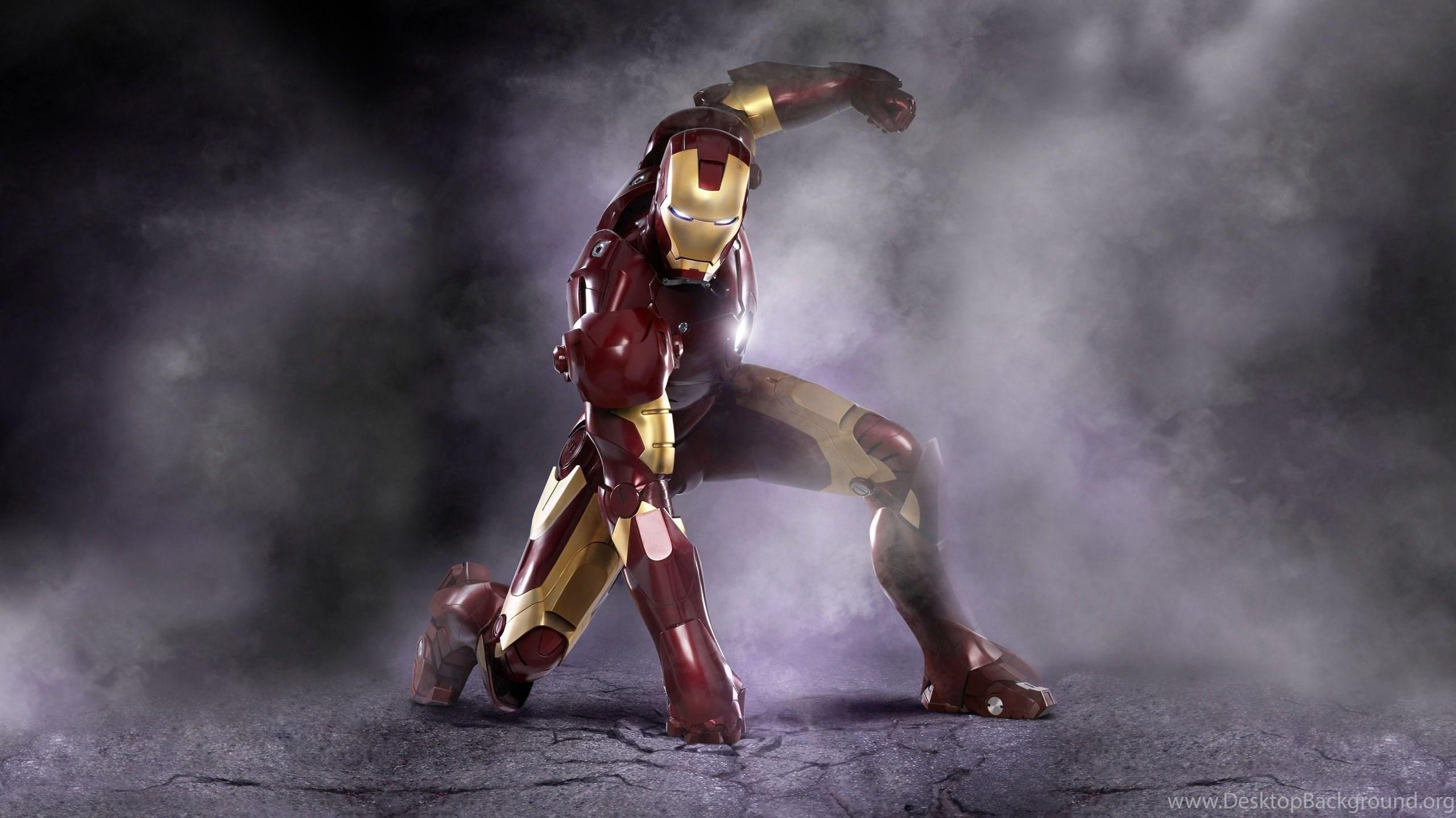 Iron Man Hd Wallpapers Desktop Background