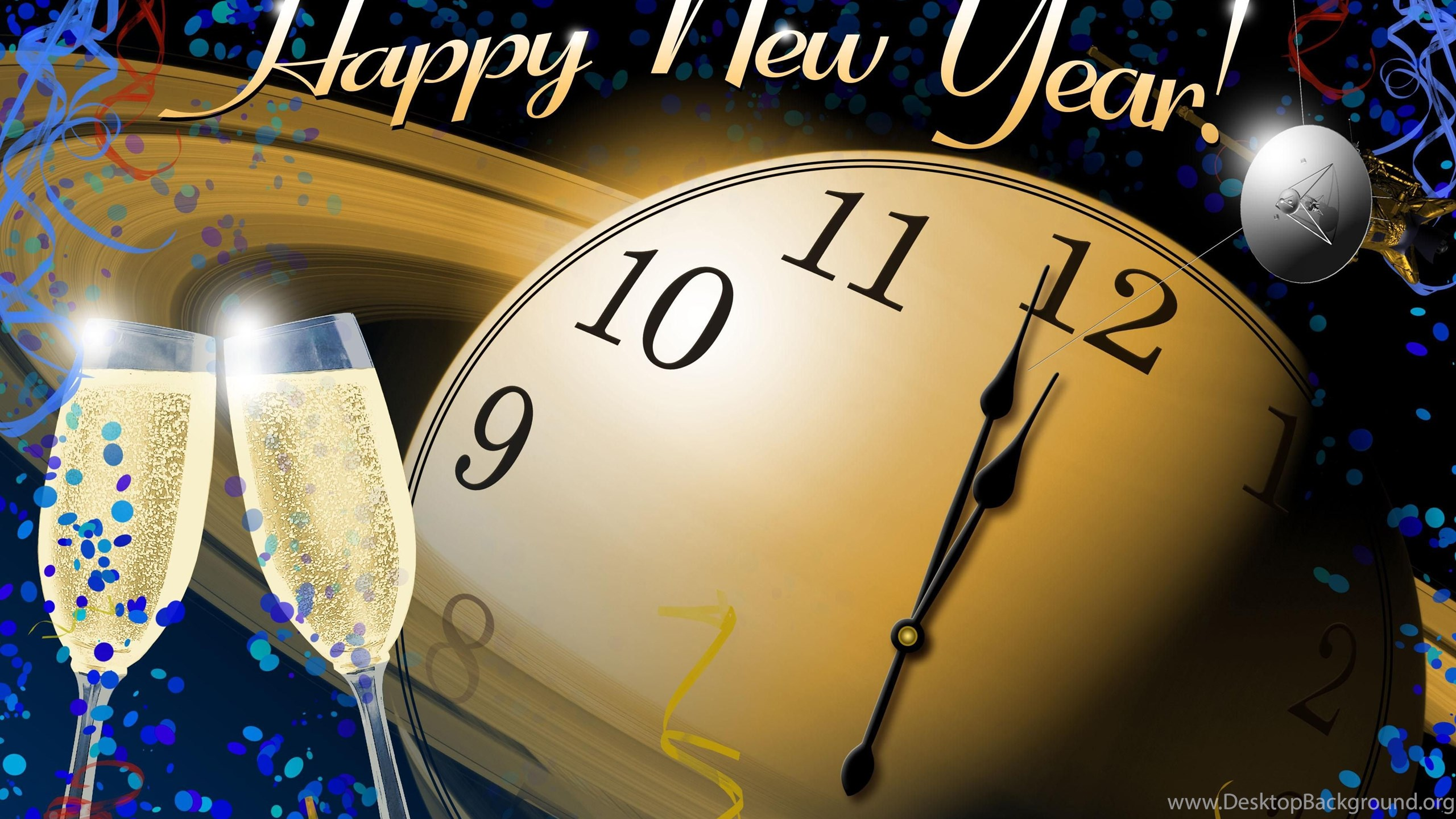 happy new year hd wallpaper free for 2014 desktop background