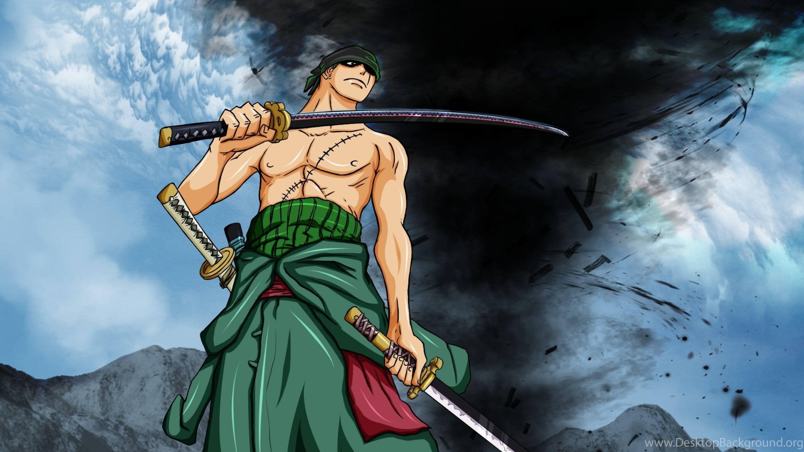 One Piece New World Zoro Full Hd Pics Wallpapers 10553 Hd