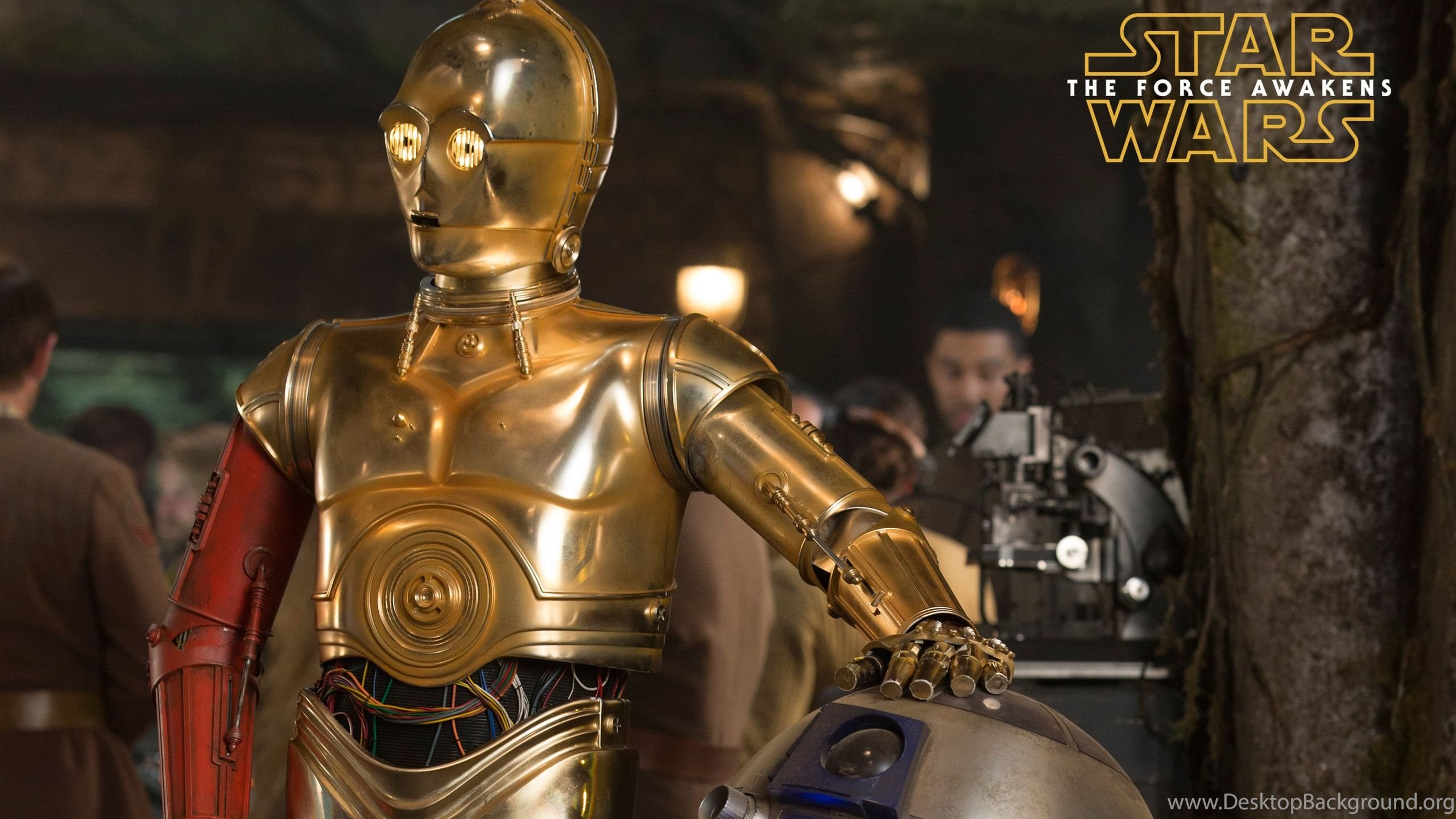 C 3po In Star Wars The Force Awakens Wallpapers Movie Wallpapers Desktop Background