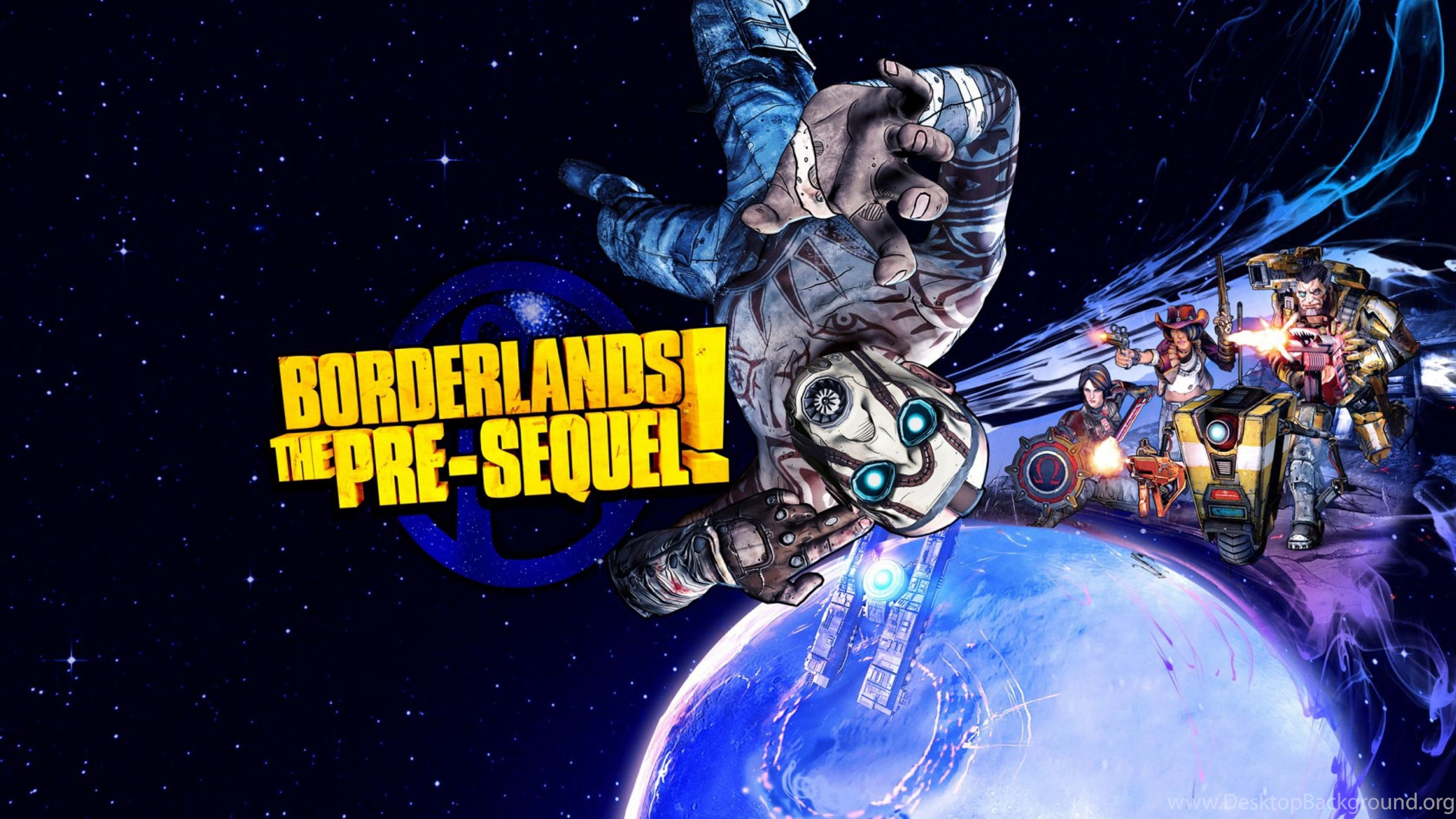 Download Wallpapers 3840x2400 Borderlands 2 Fps Rpg Unreal