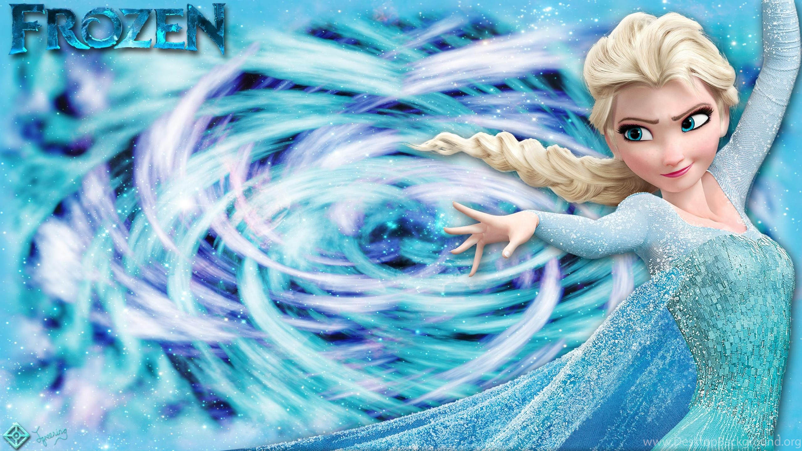 Best Elsa Frozen Disney Hd Wallpaper Get It Now Desktop Background