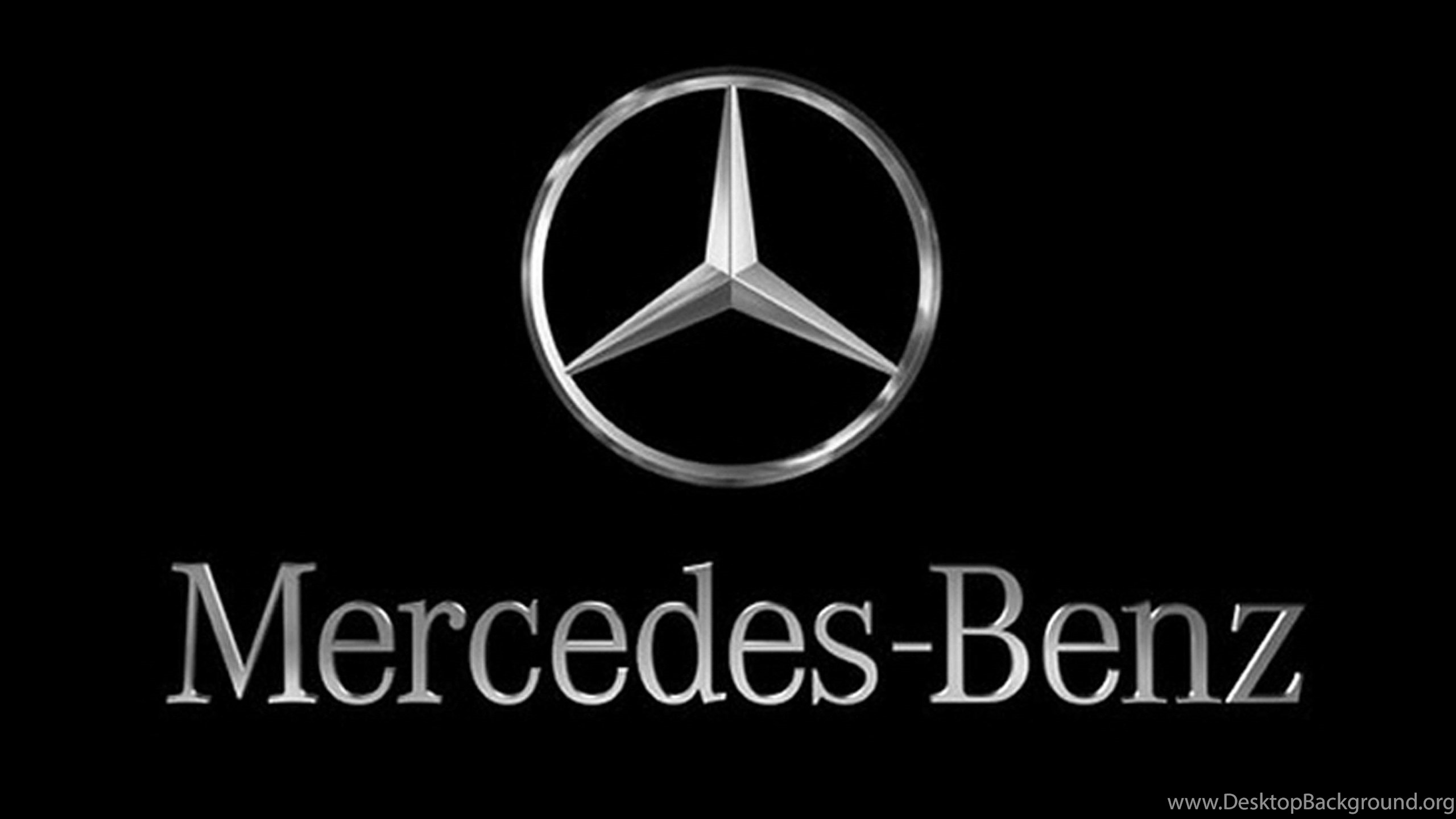Mercedes benz logo wallpapers desktop background netbook voltagebd Gallery