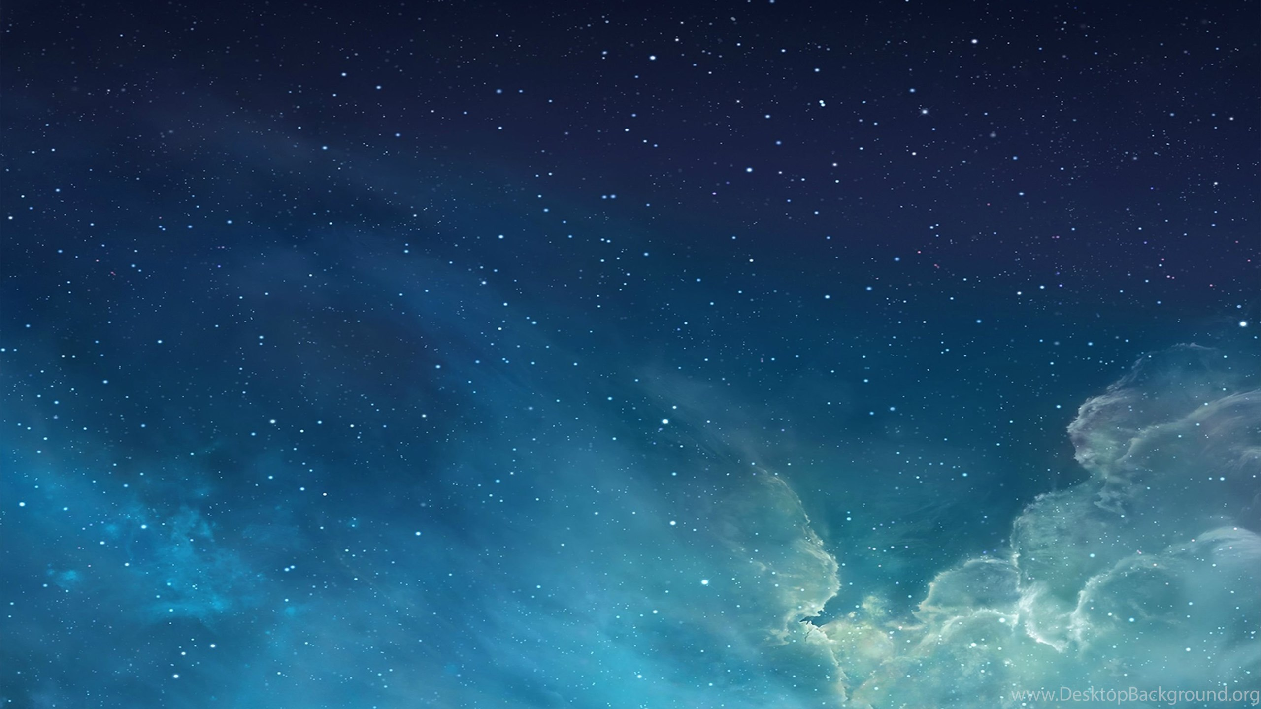ios 7 galaxy wallpapers for the desktop [2880 × 1800] : wallpapers