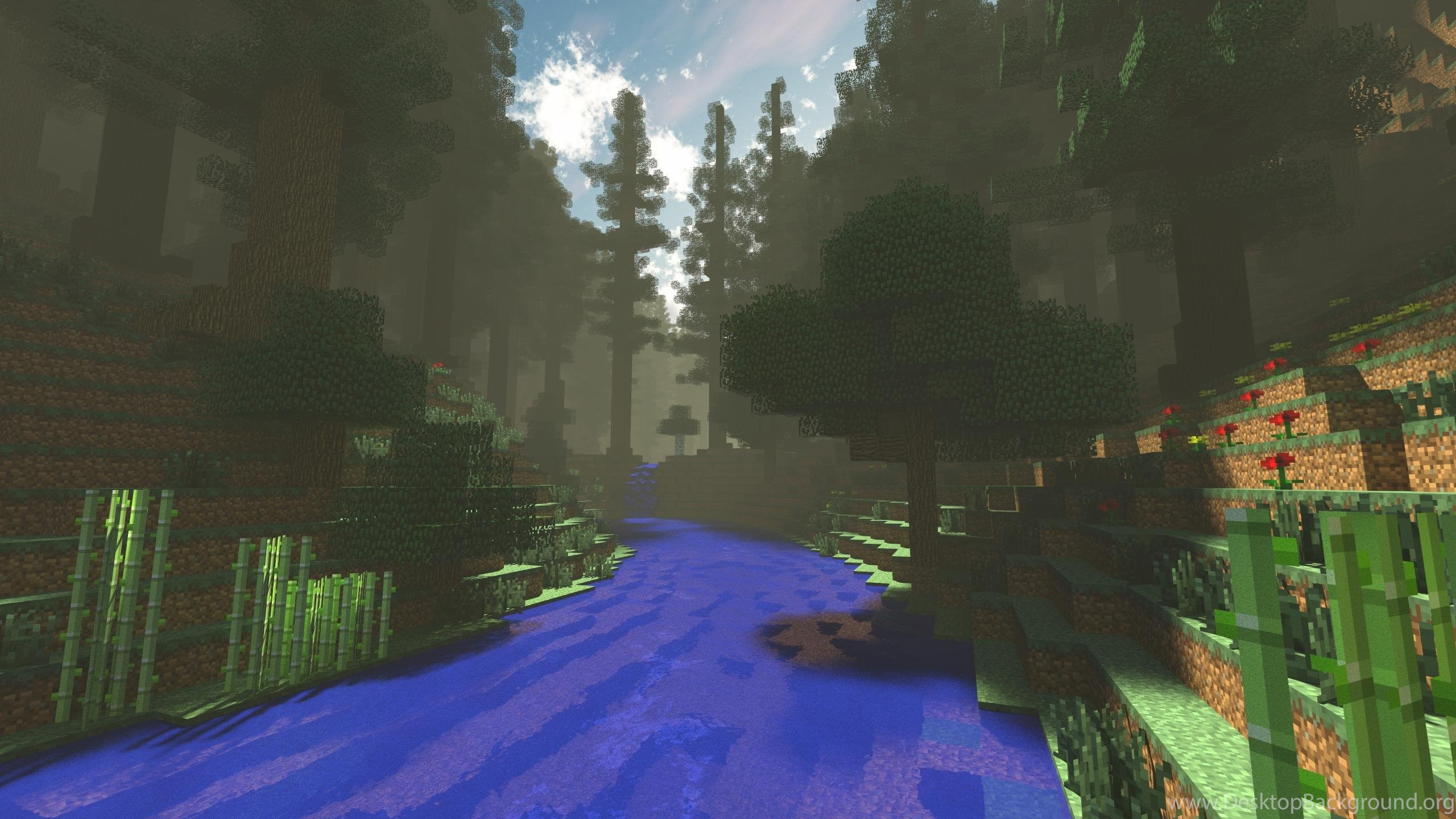 2560x1440 Minecraft Backgrounds Album On Imgur Desktop Background