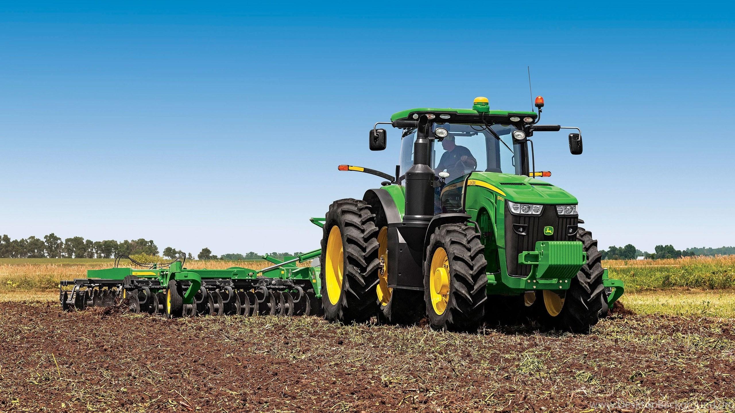 JOHN DEERE Tractor Farm Industrial Farming 1jdeere Construction