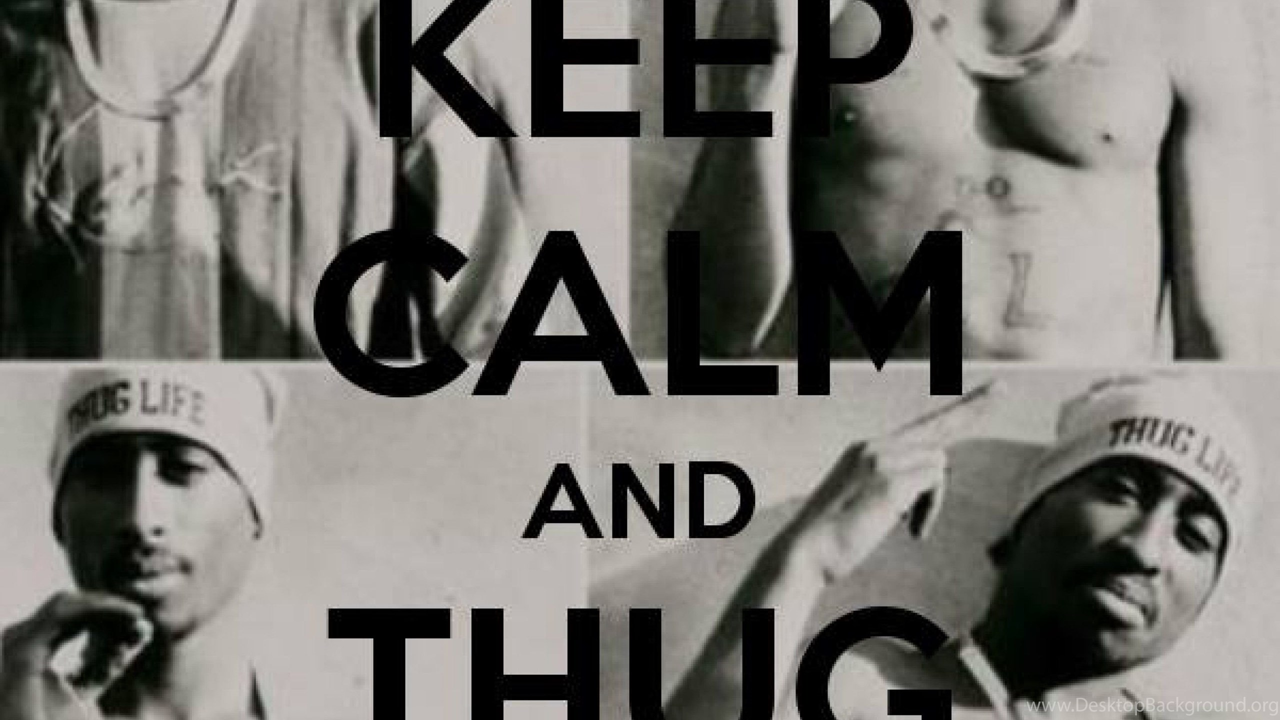 Keep calm and thug life wallpapers at mywallpapergalaxy desktop netbook voltagebd Images
