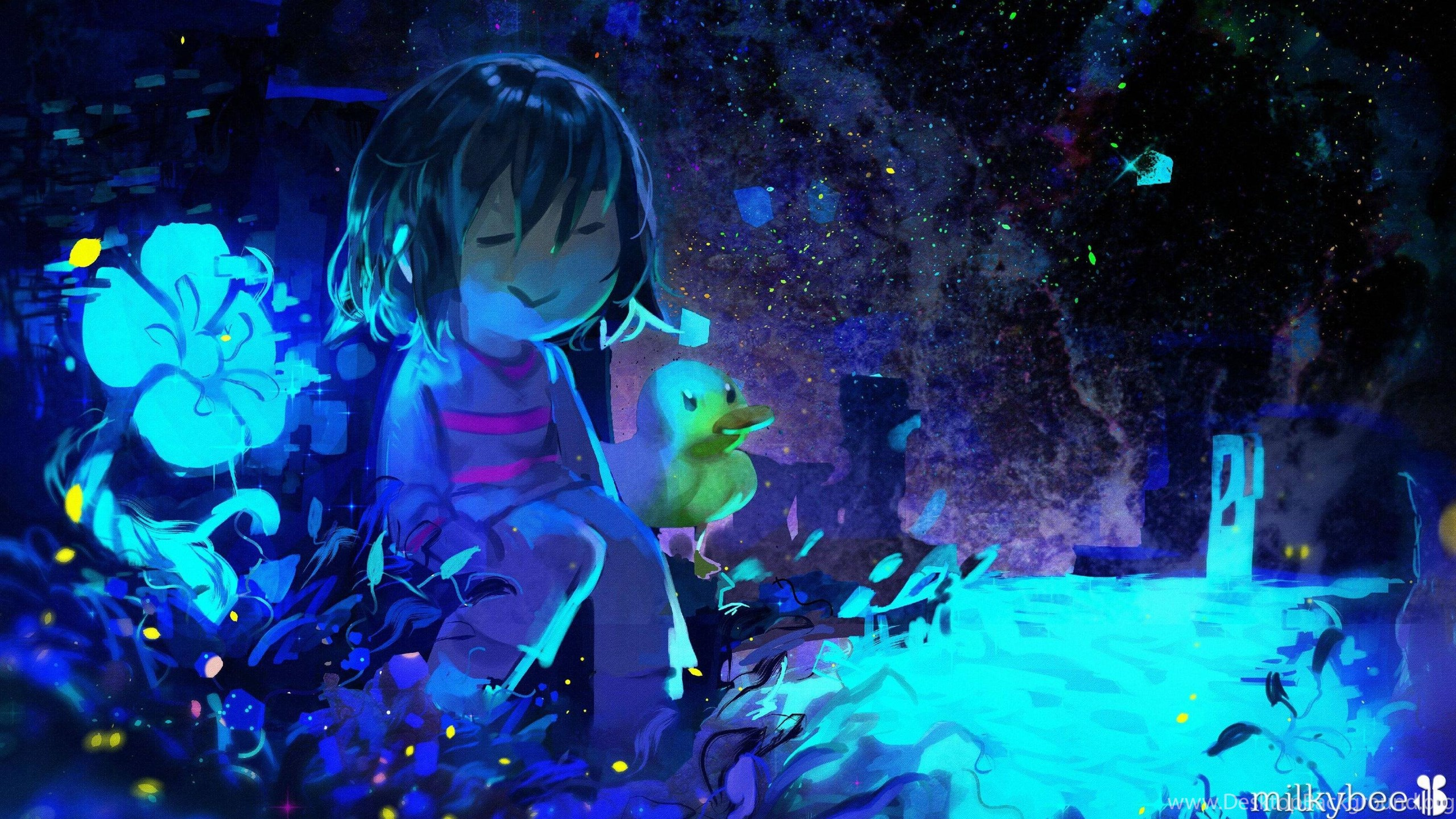 most beautiful undertale wallpapers desktop background