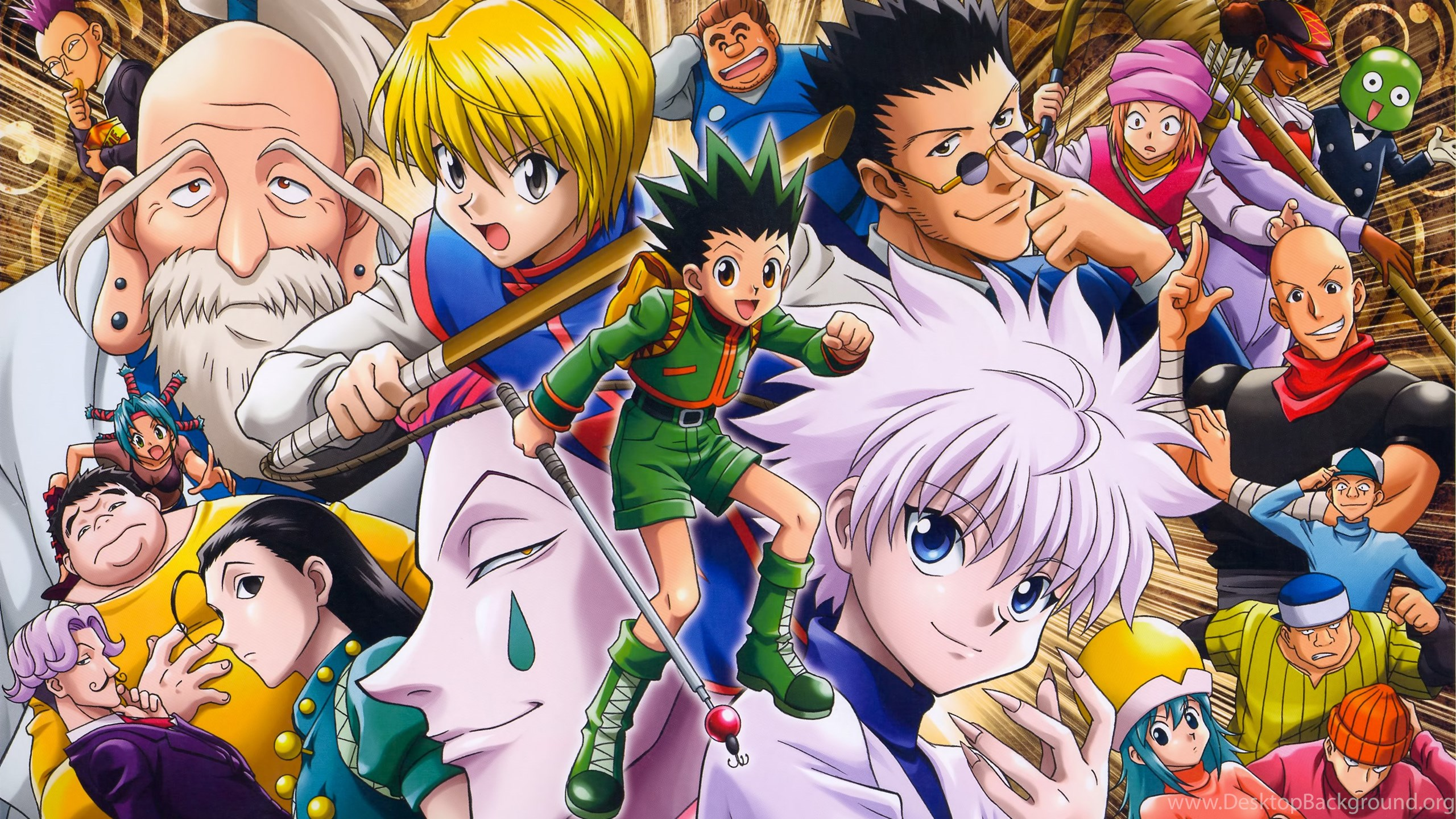 Kite Hunter X Hunter Wallpapers Google Search Desktop Background
