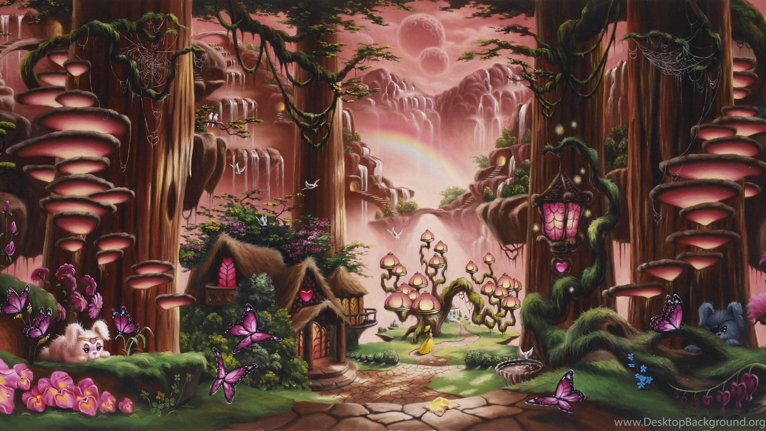Wallpapers Fairytale Fantasy 3316x1656 Desktop Background