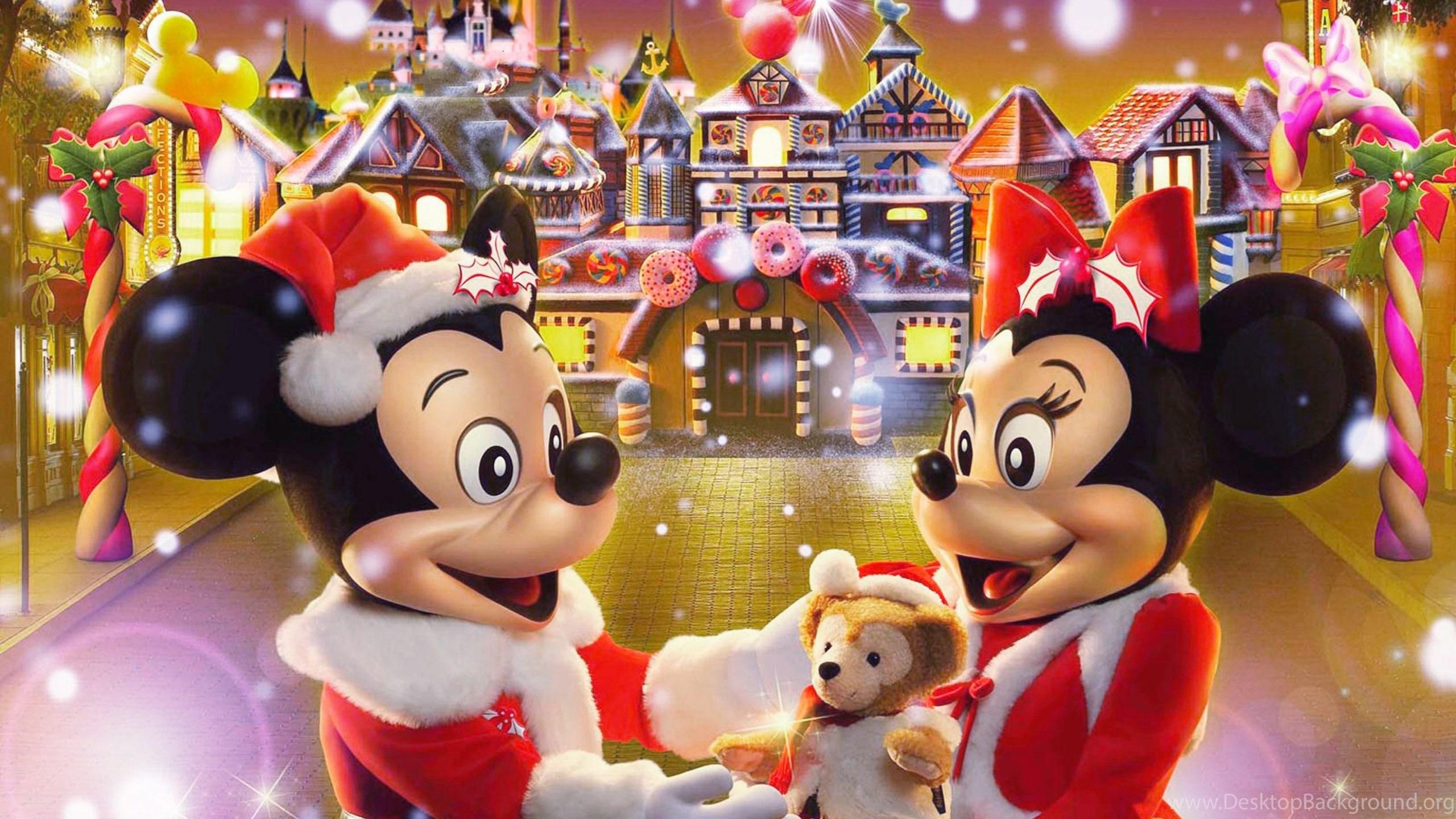 Disney Christmas Wallpapers Free Download Best Hd Desktop