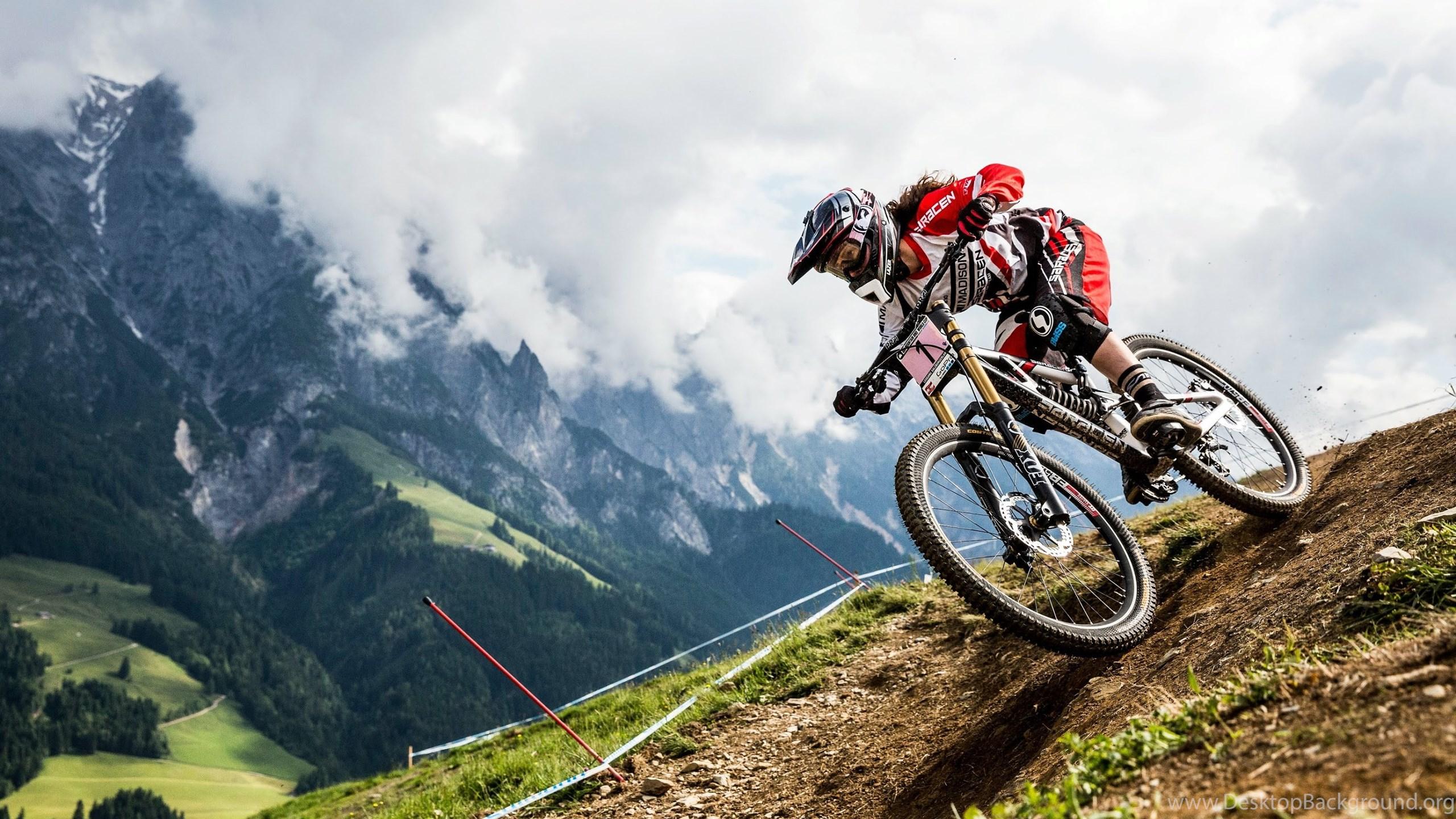 Mountain Bike Downhill Wallpapers HD Free Desktop Backgrounds 2016