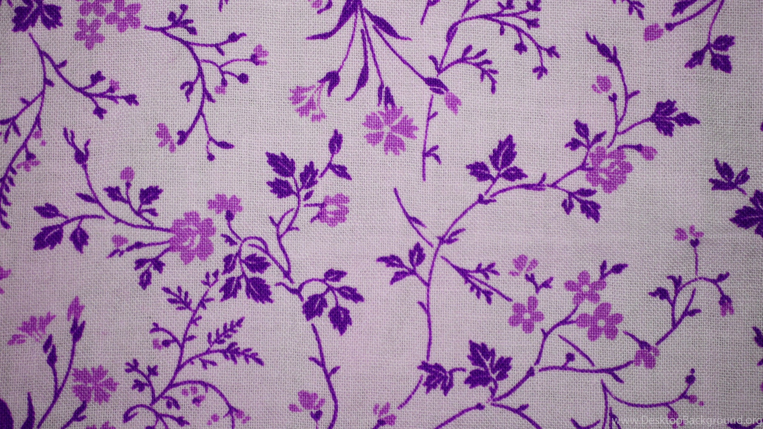 Purple Floral Backgrounds Wallpapers Zone Desktop Background