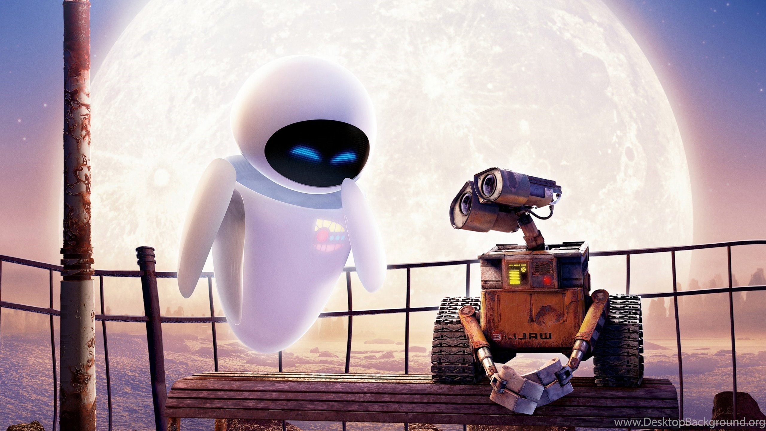 wall e hd wallpapers desktop background