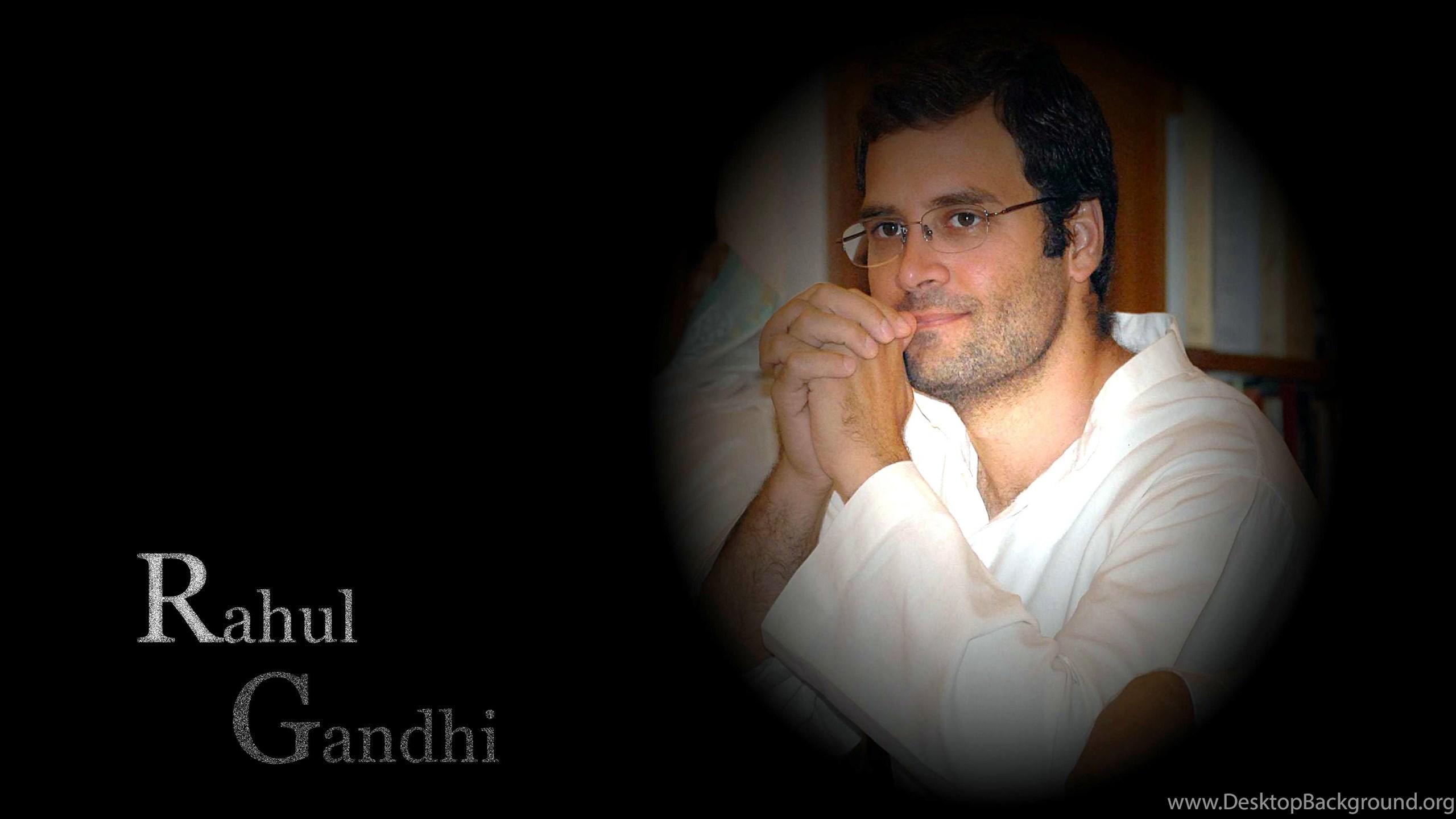 Congress Plitician Rahul Gandhi Wallpapers Desktop Background