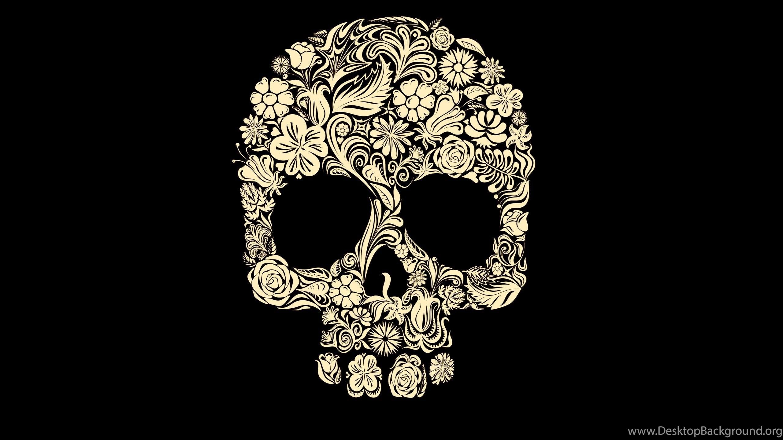 Abstract Skull Wallpapers Desktop Background